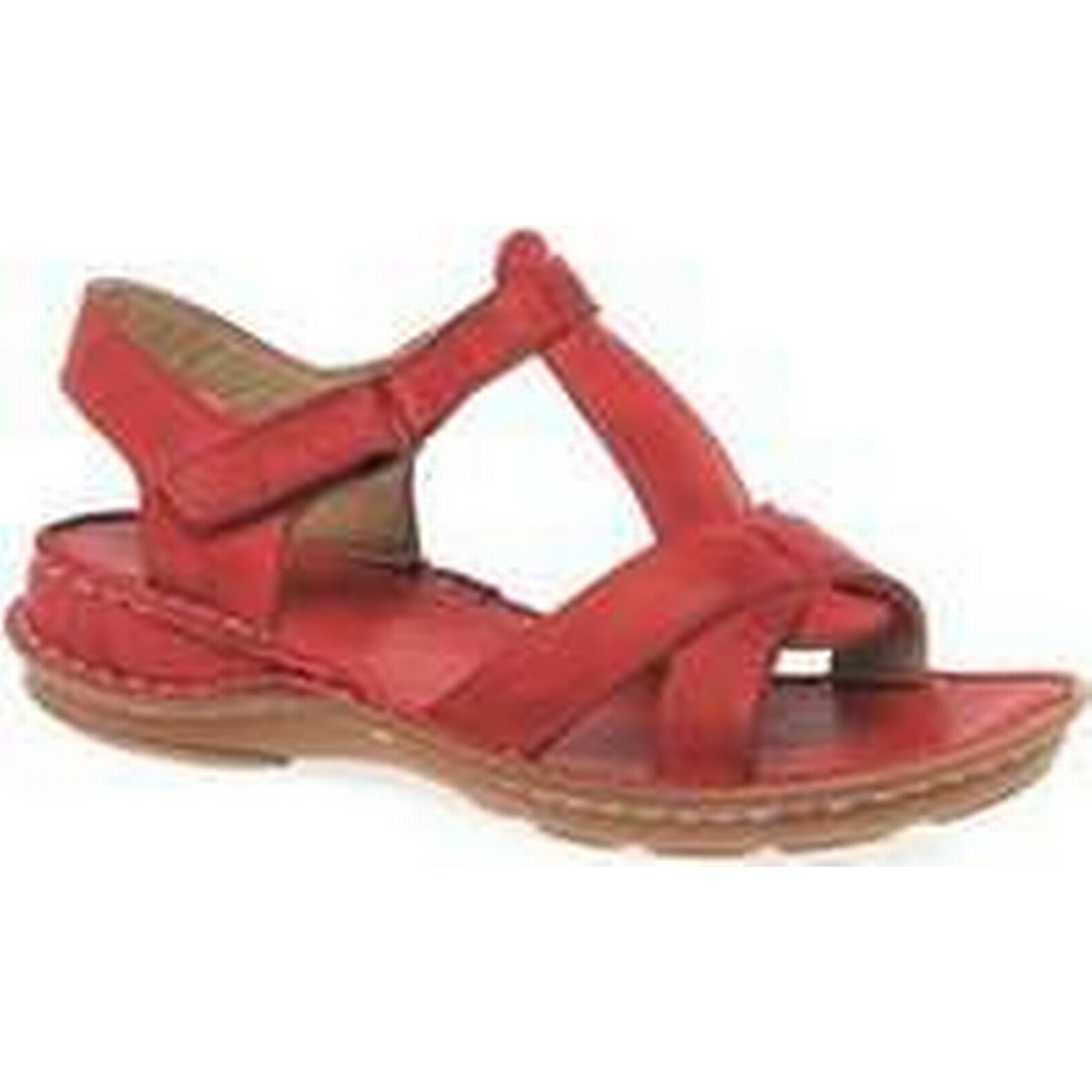 Spartoo.co.uk Extrafit women's Arum Womens Sandals women's Extrafit Sandals in Red f8c55d