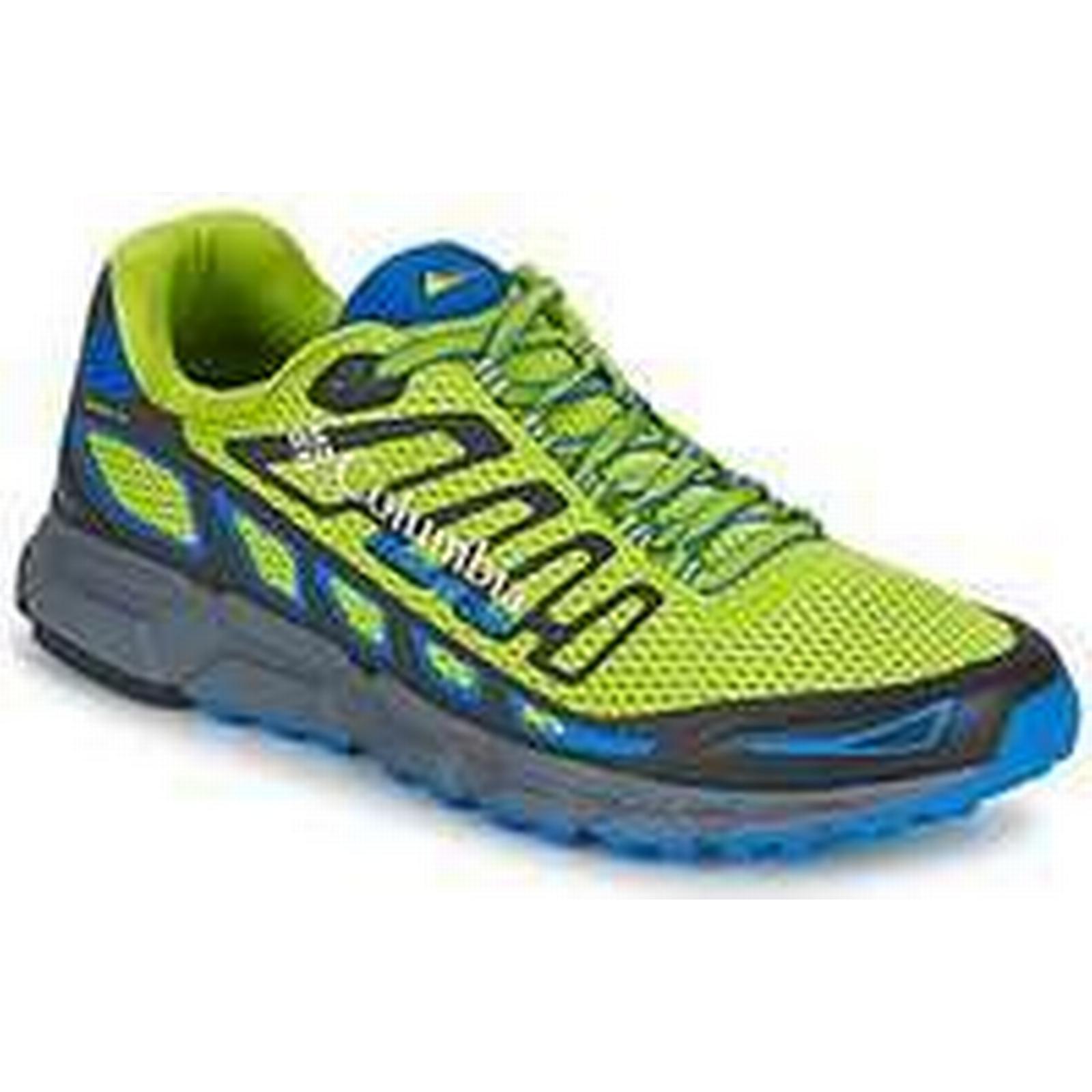 Spartoo.co.uk Columbia Trainers BAJADA™ III men's Running Trainers Columbia in Green 492174