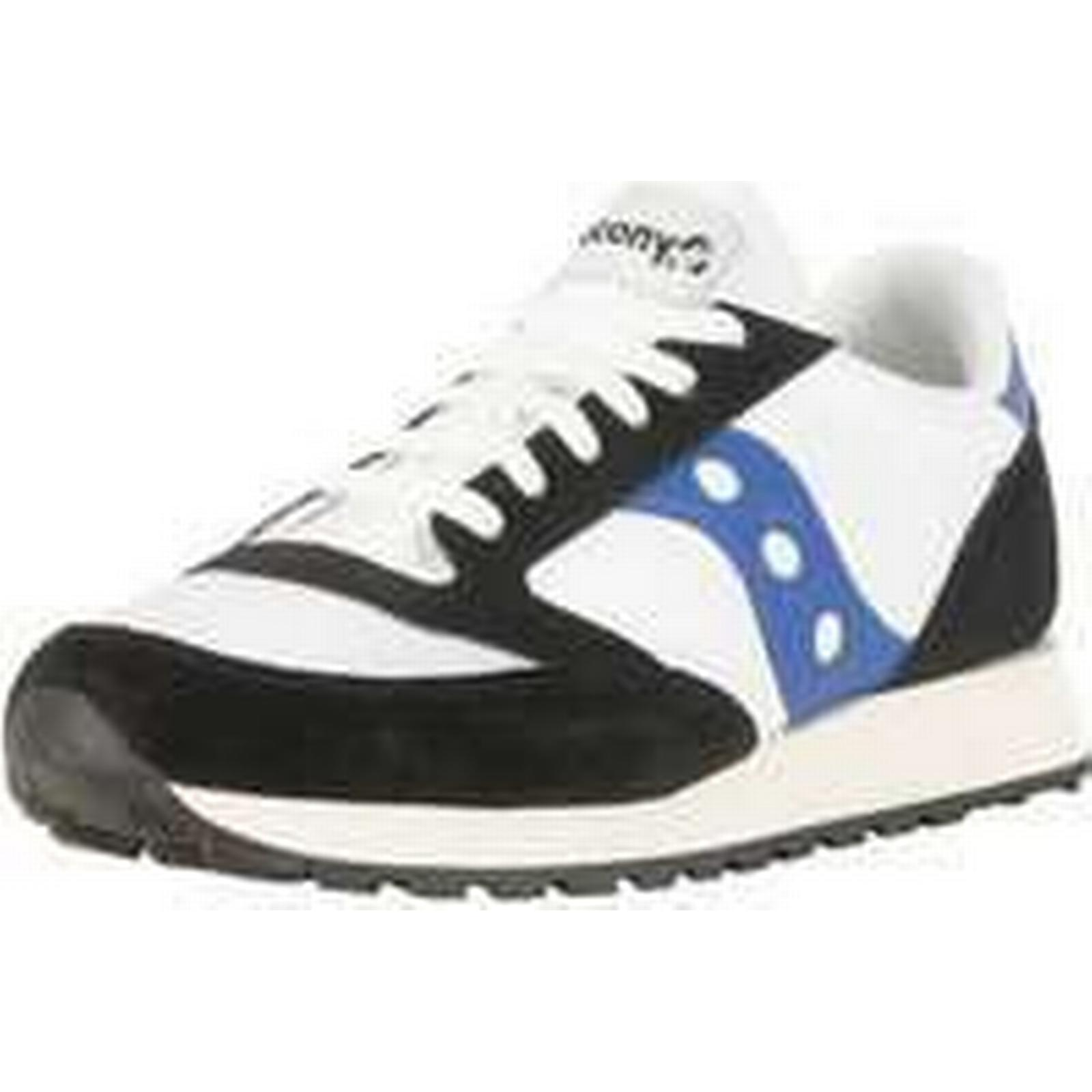 Spartoo.co.uk Saucony Shoes Men's Jazz Original Vintage Trainers, White men's Shoes Saucony (Trainers) in White d66ae0