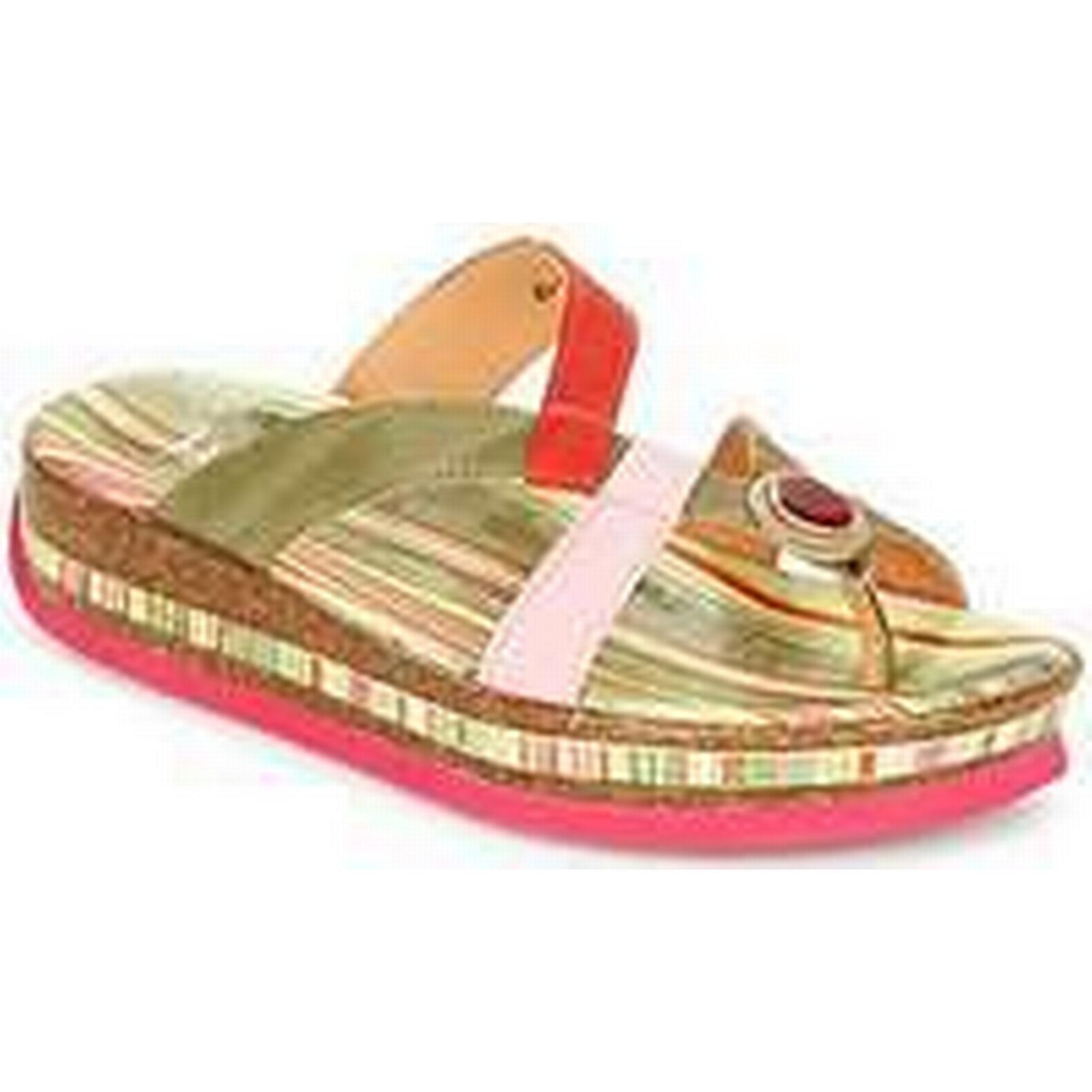 Spartoo.co.uk Think AQAZA (Shoes) women's Flip flops / Sandals (Shoes) AQAZA in Multicolour faf807