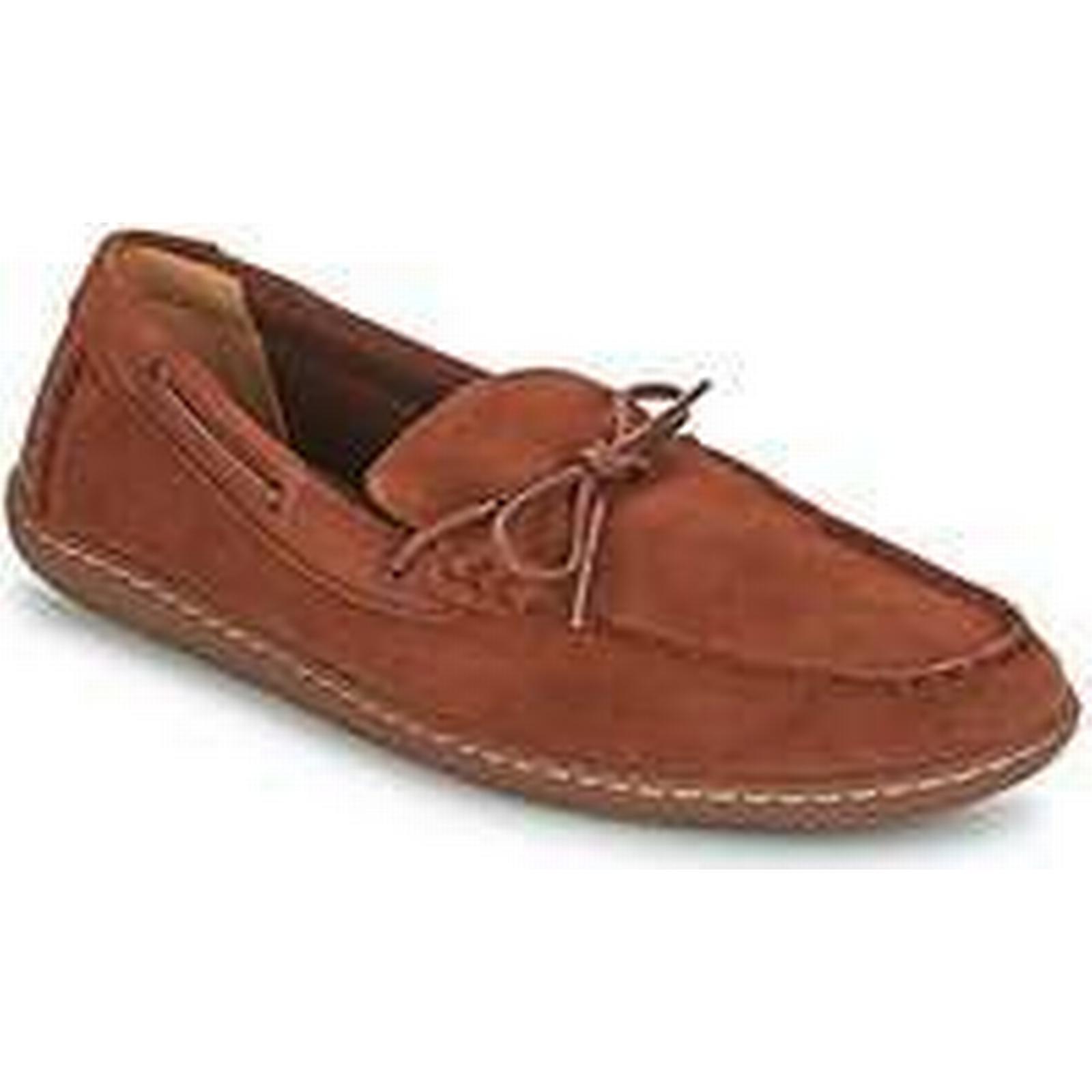Spartoo.co.uk Clarks SALTASH in EDGE men's Boat Shoes in SALTASH Brown 1cac75