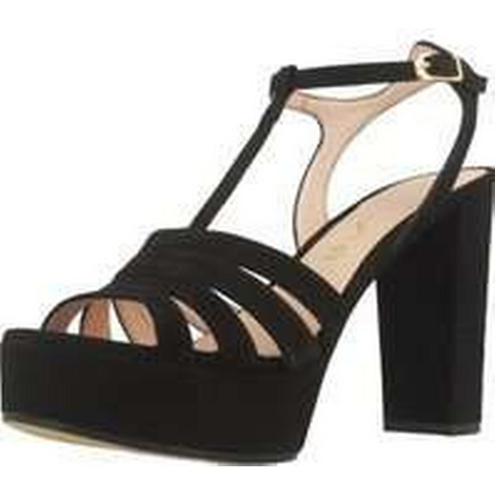 Spartoo.co.uk KS Unisa VECEA KS Spartoo.co.uk women's Sandals in Black e56e8e