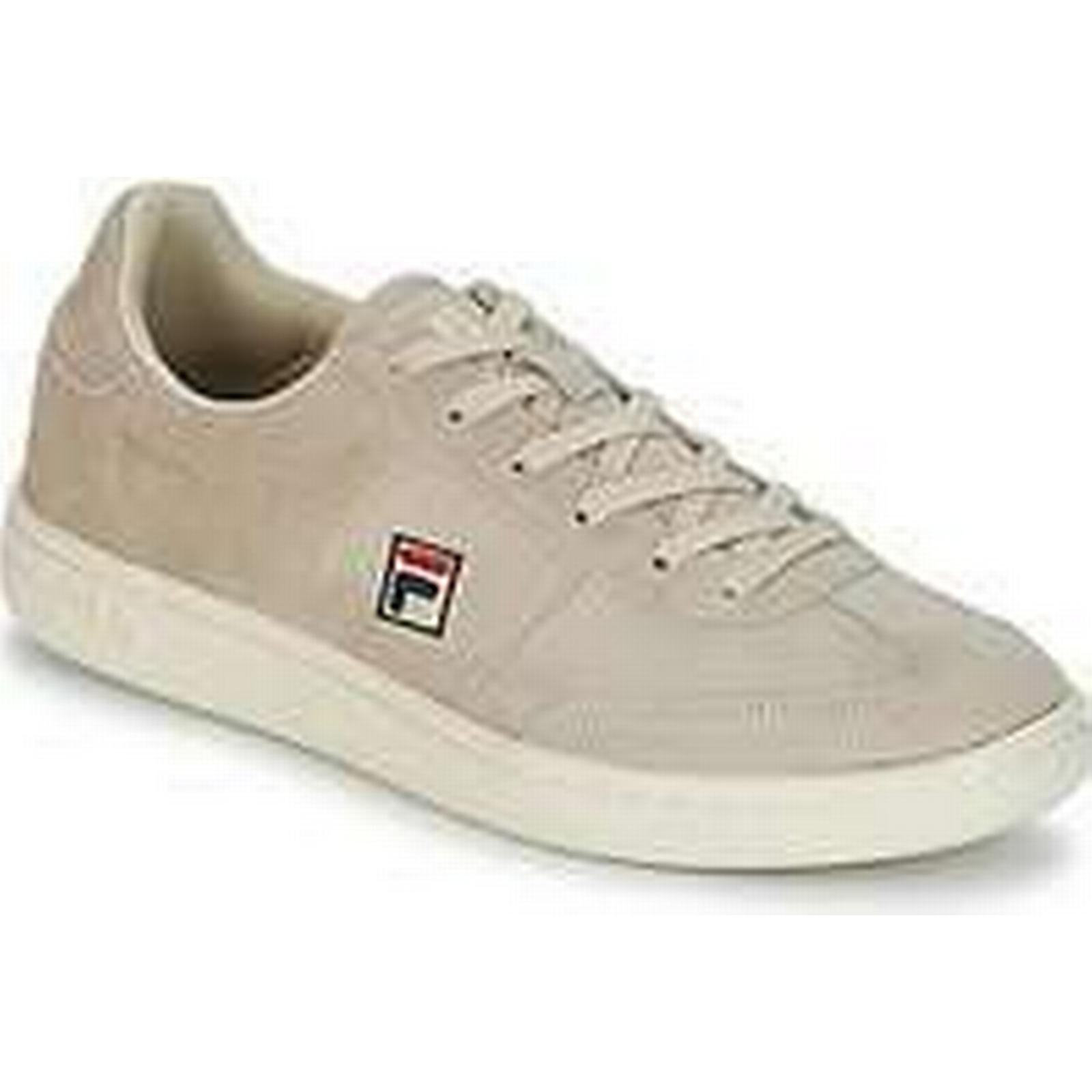 Spartoo.co.uk men's Fila PORTLAND men's Spartoo.co.uk Shoes (Trainers) in Beige 88d542