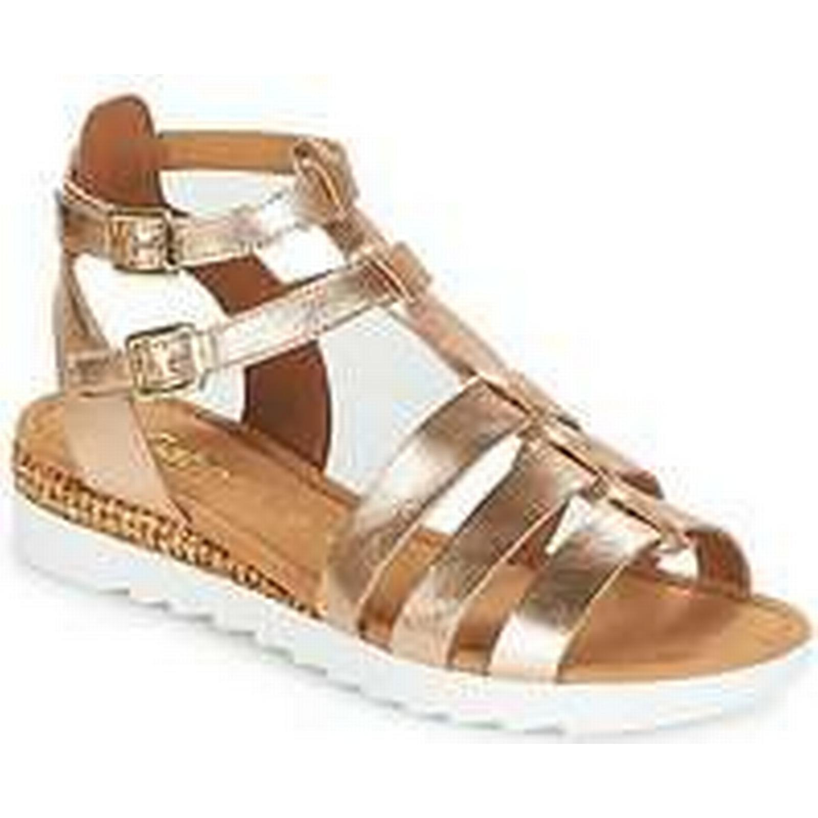 Spartoo.co.uk Gabor DOPOTE women's Sandals Gold in Gold Sandals a92560