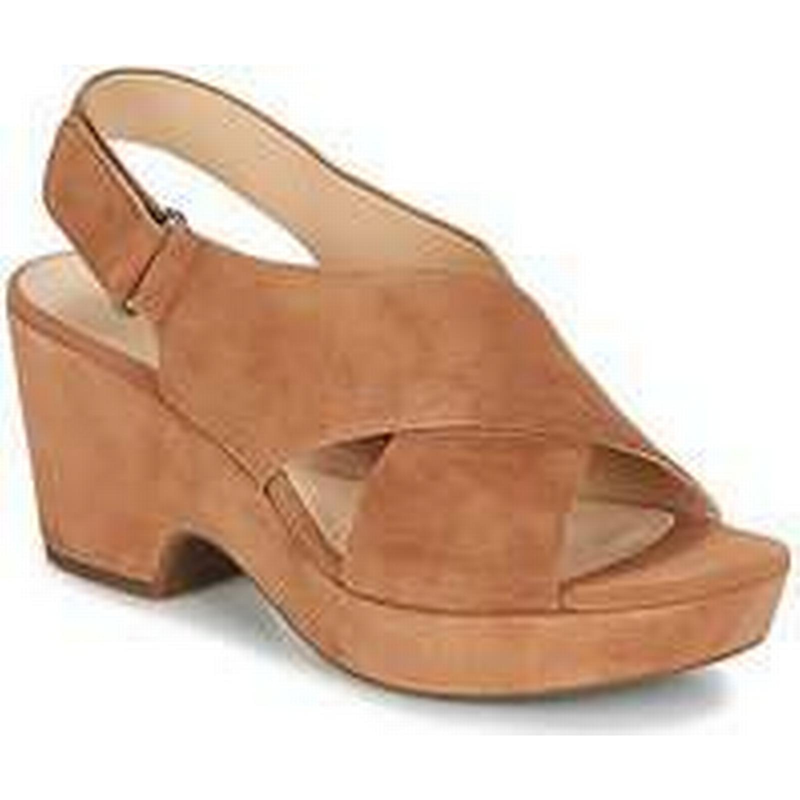 Spartoo.co.uk Clarks MARITSA Sandals LARA women's Sandals MARITSA in Beige dbca89