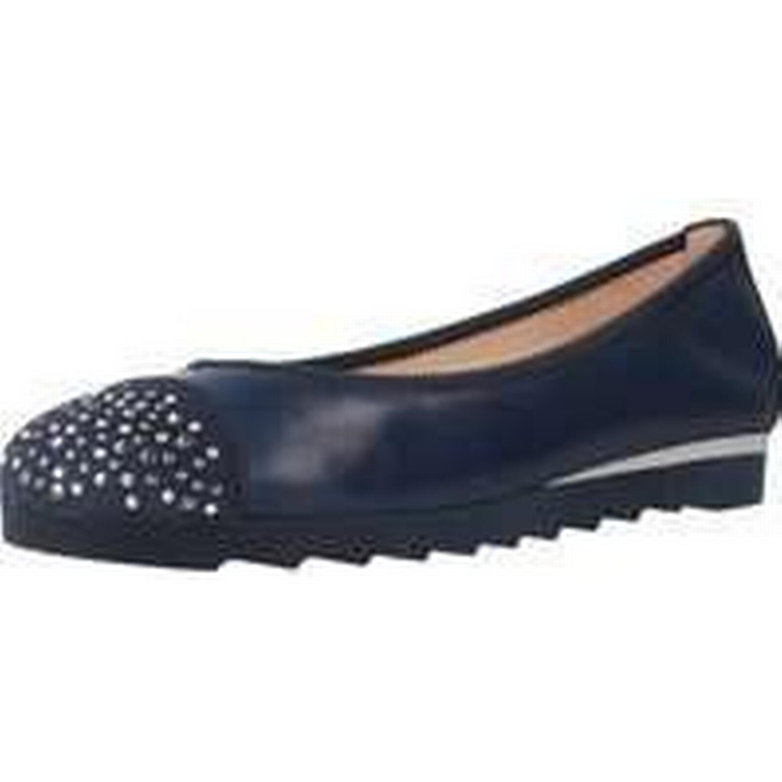 Spartoo.co.uk Hispanitas HV86909 Ballerinas) women's Shoes (Pumps / Ballerinas) HV86909 in Blue 81a084