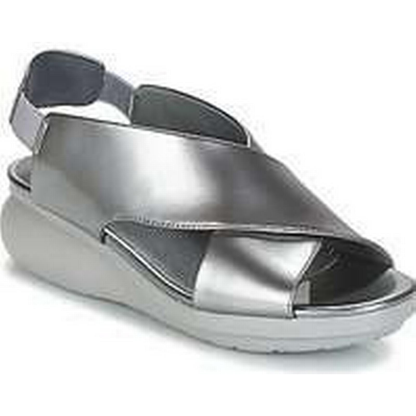 Spartoo.co.uk in Camper BALLOON women's Sandals in Spartoo.co.uk Silver f10d58
