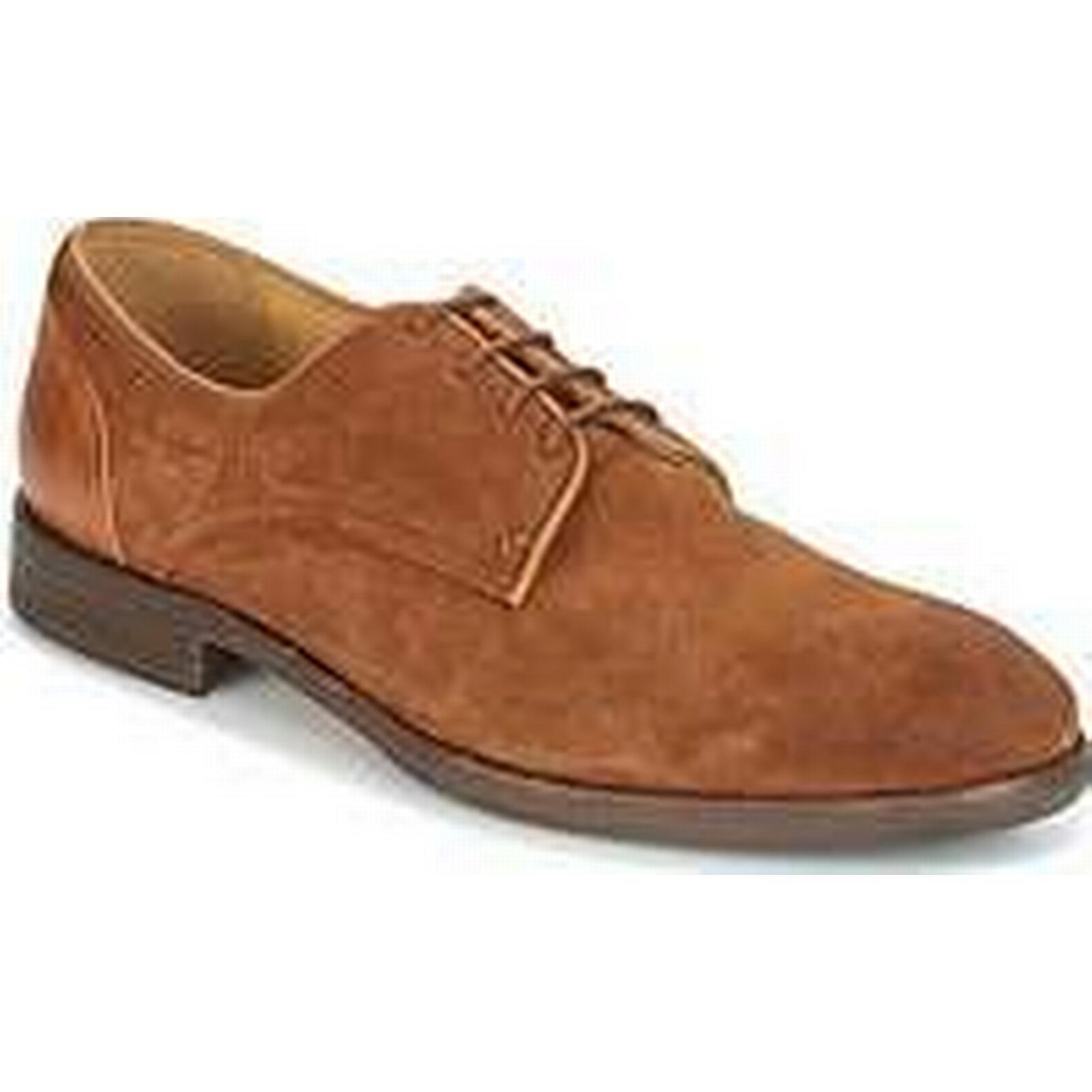 Spartoo.co.uk men's Hudson DREKER men's Spartoo.co.uk Casual Shoes in Brown a9ec9c