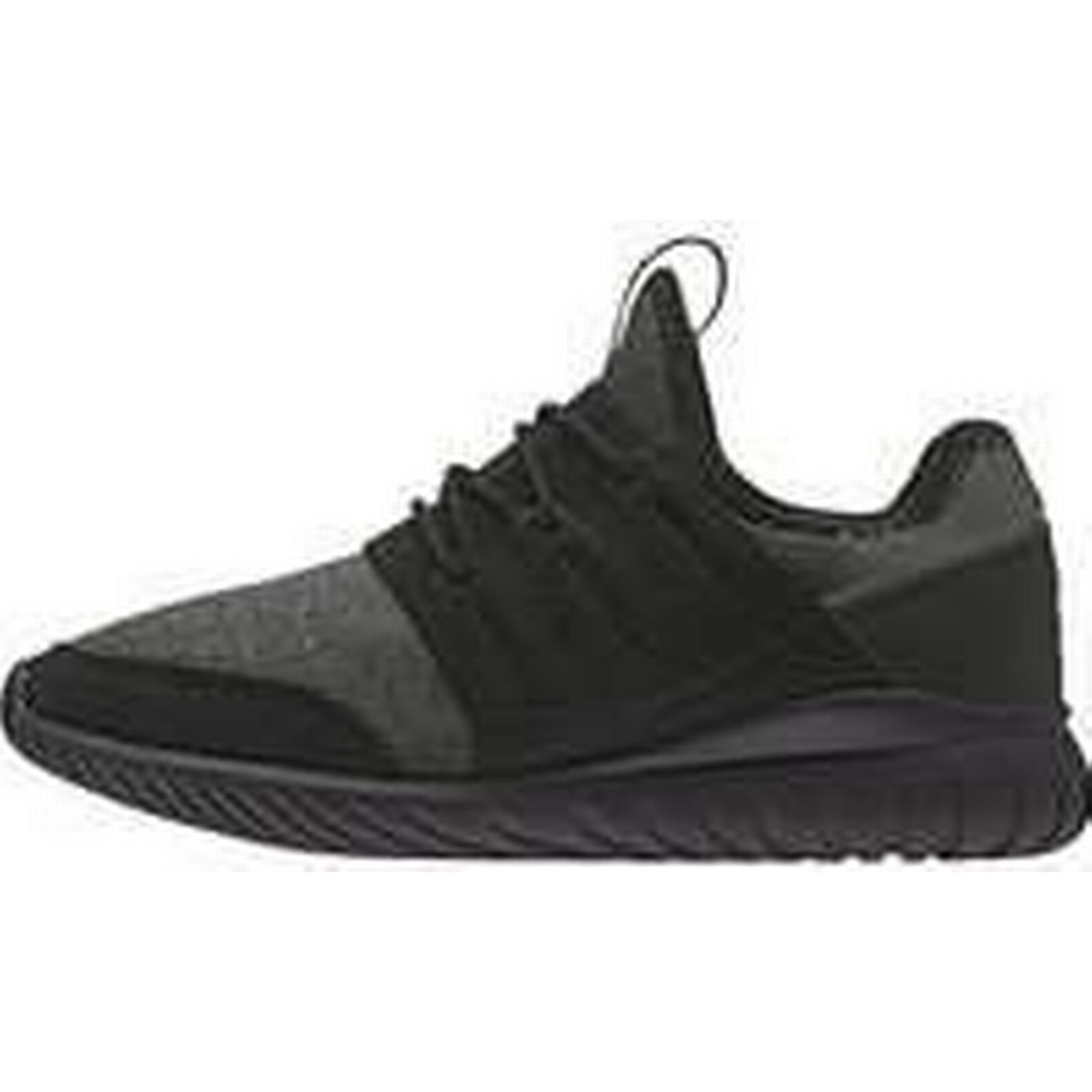 Spartoo.co.uk adidas Tubular (Trainers) Radial J men's Shoes (Trainers) Tubular in Black 872848