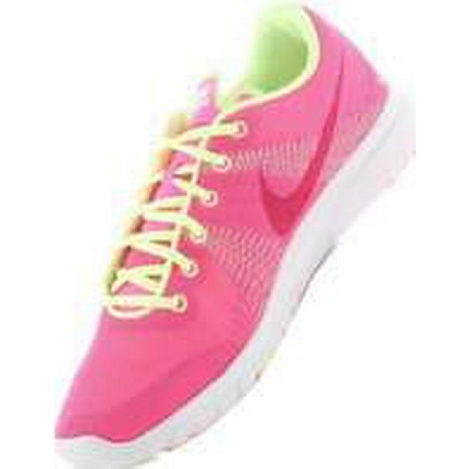 hot sale online 491b4 5a602 Spartoo.co.uk Nike Nike Nike Flex Fury GS women s Running Trainers in Pink  ...