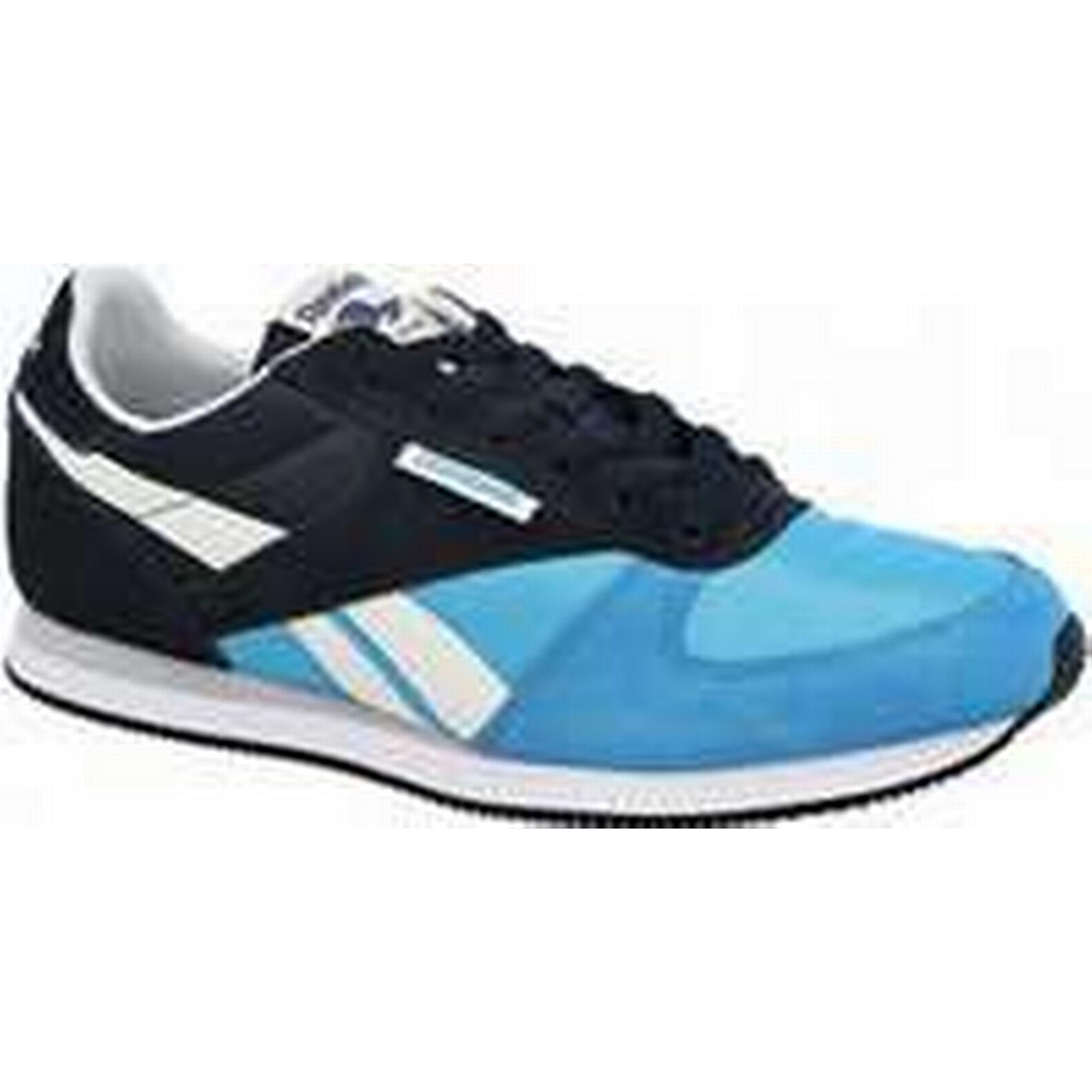 Spartoo.co.uk Reebok Sport ROYAL in CL JOGGER men's Shoes (Trainers) in ROYAL White b4726f