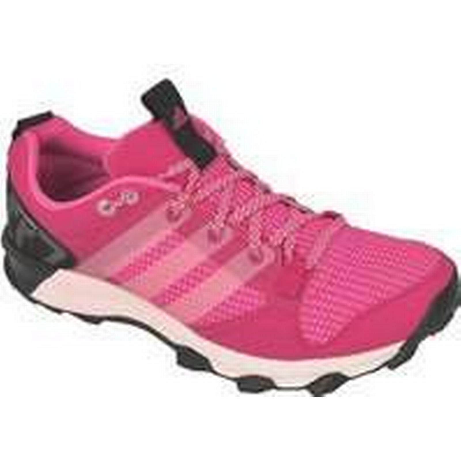 Spartoo.co.uk women's adidas Kanadia 7 TR W women's Spartoo.co.uk Shoes (Trainers) in Black a39d3c