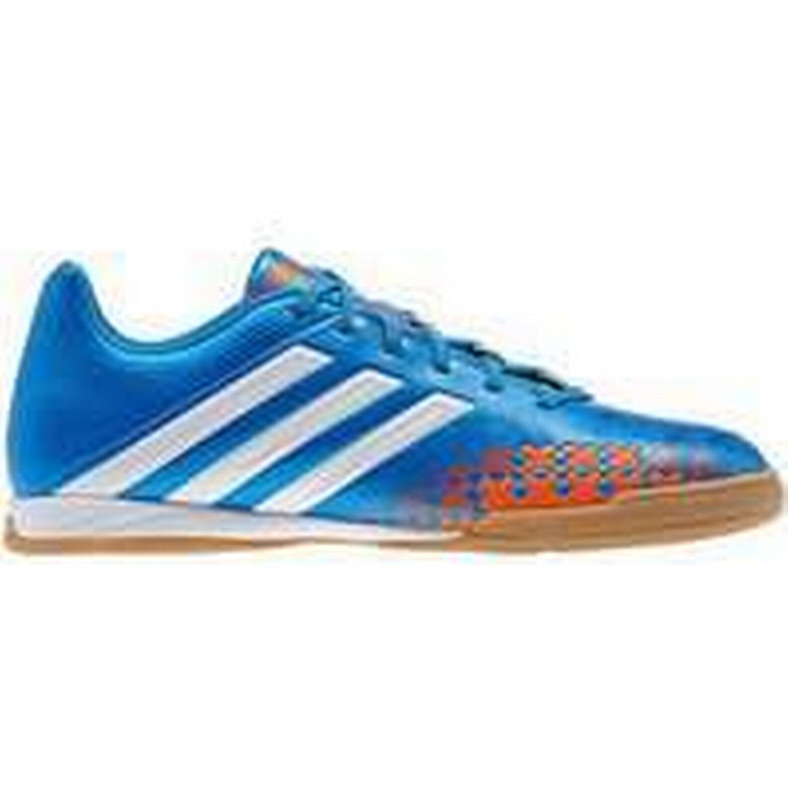 Spartoo.co.uk adidas P Absolado LZ in IN men's Football Boots in LZ Blue c30c12