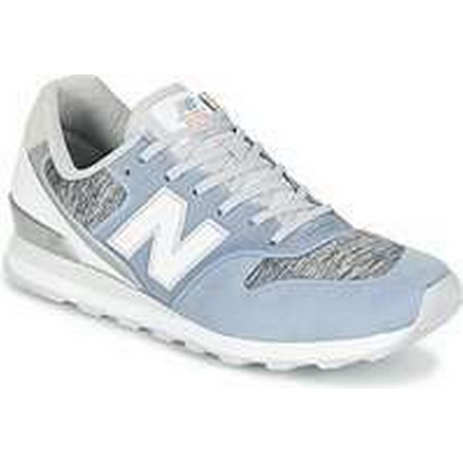 Spartoo.co.uk New Shoes Balance WR996 women's Shoes New (Trainers) in Blue c463ab