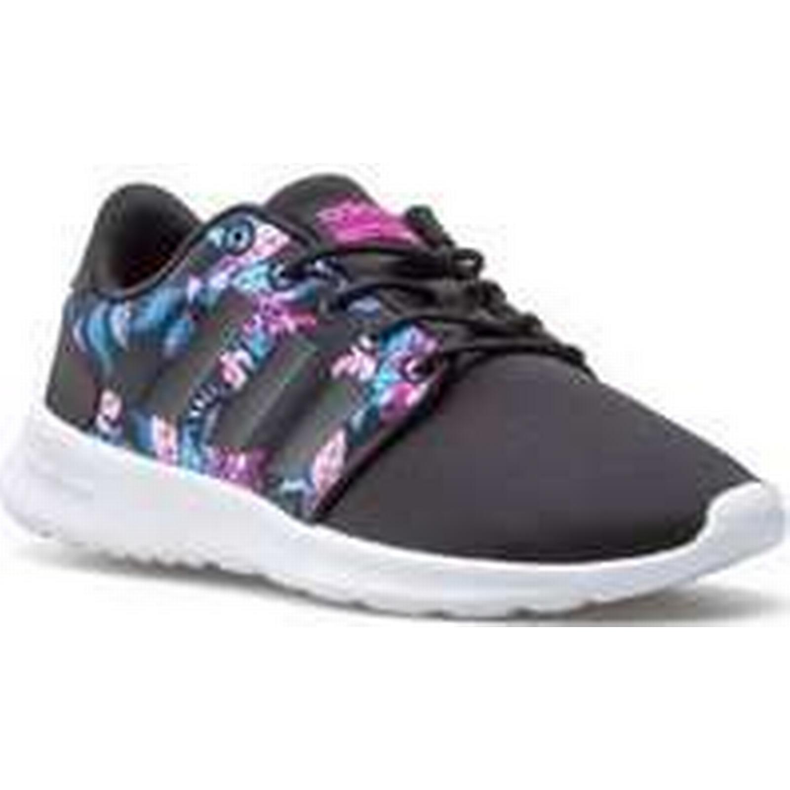 Spartoo.co.uk adidas Cloudfoam QT (Trainers) Racer W women's Shoes (Trainers) QT in Black 096e0e