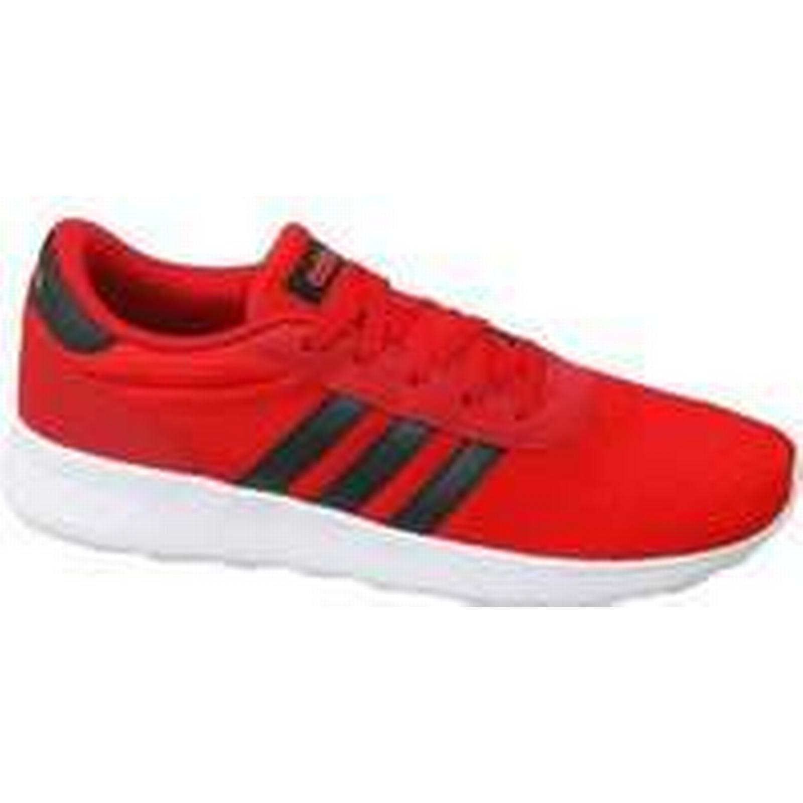 Spartoo.co.uk adidas Lite Racer in men's Shoes (Trainers) in Racer Red dd987e