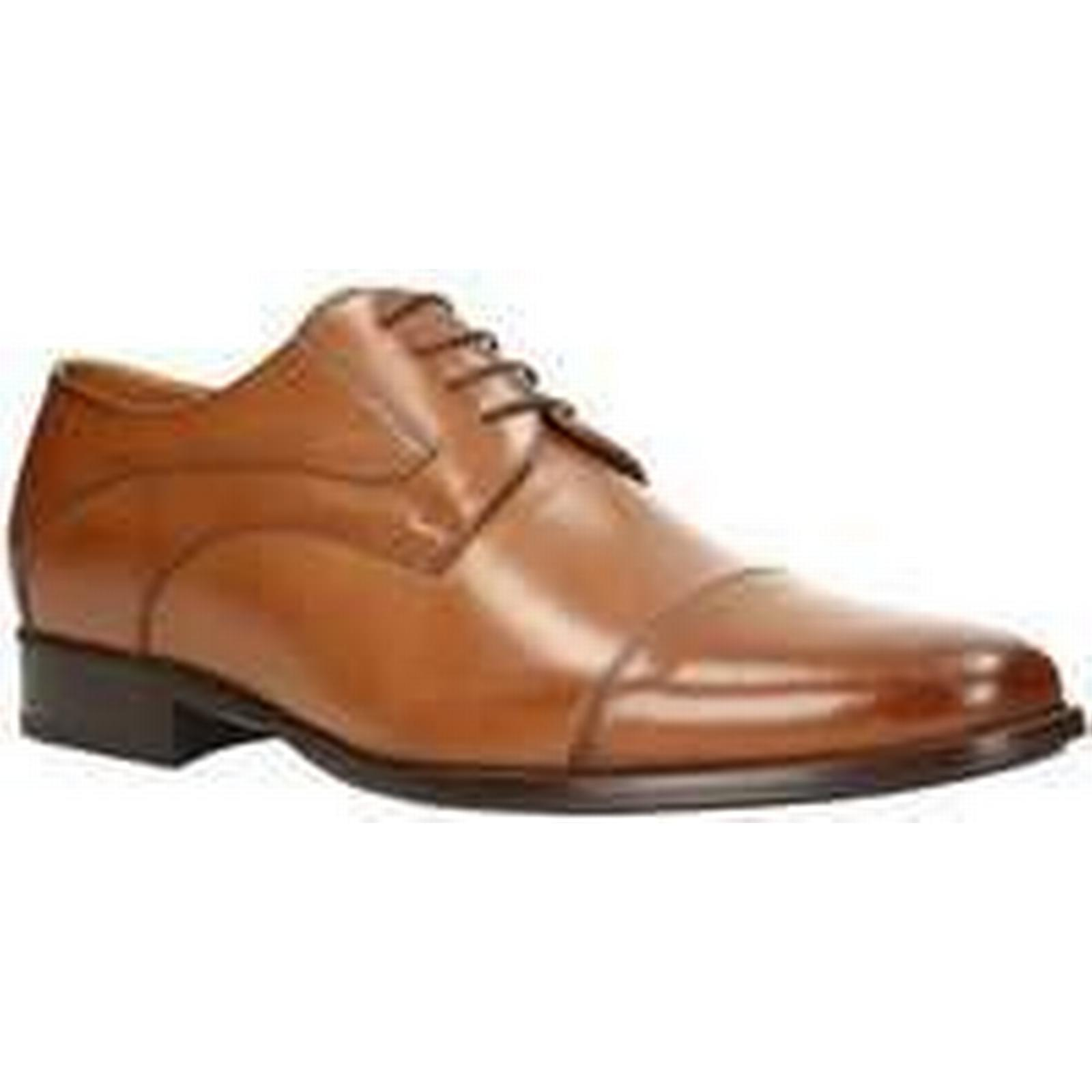 Spartoo.co.uk Gino Rossi Derbies MPC655 Brown Man Spring/Summer Collection Formal 2018 men's Smart / Formal Collection Shoes in Brown ac2dbb