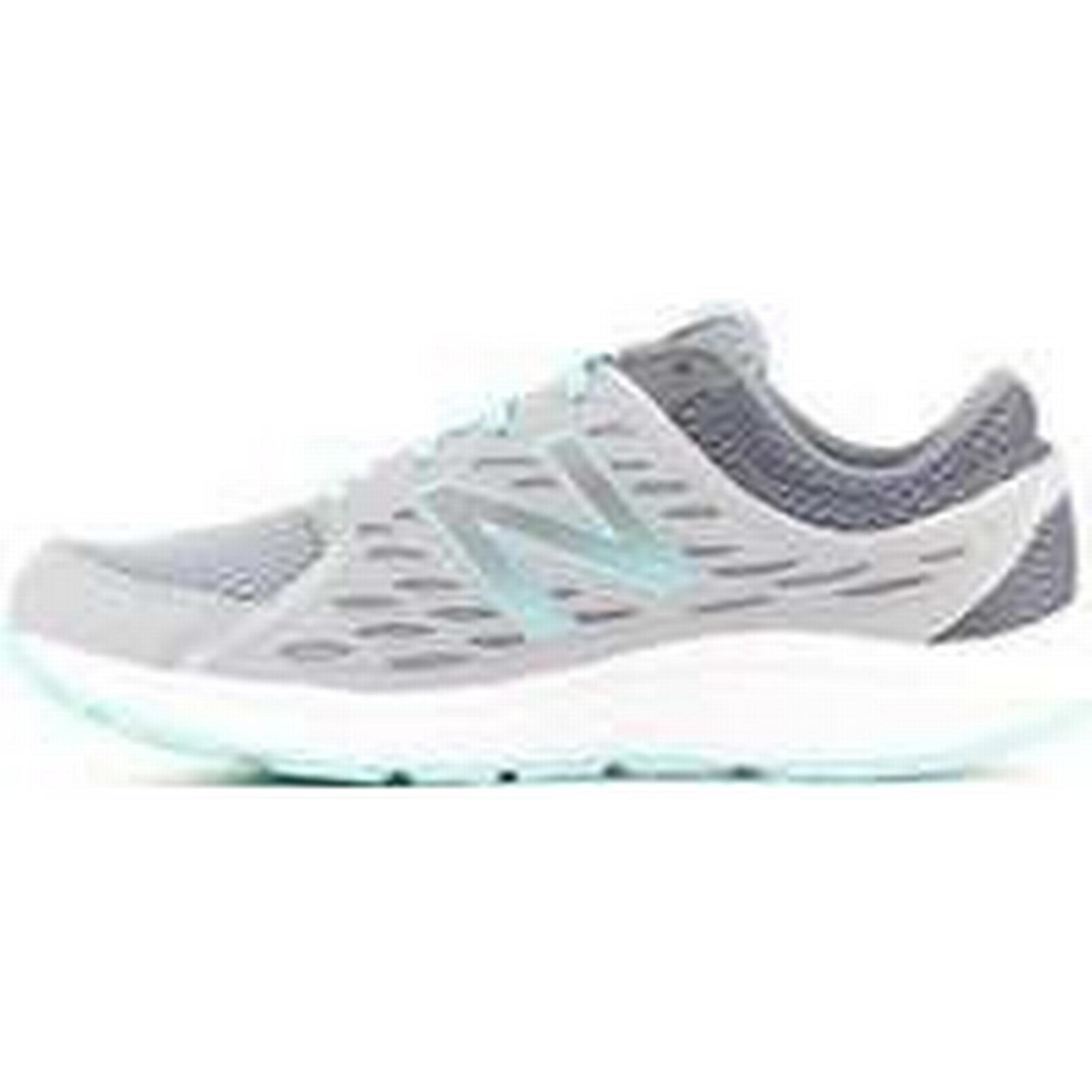 Spartoo.co.uk New Balance W420LS3 in women's Shoes (Trainers) in W420LS3 Grey b852b8