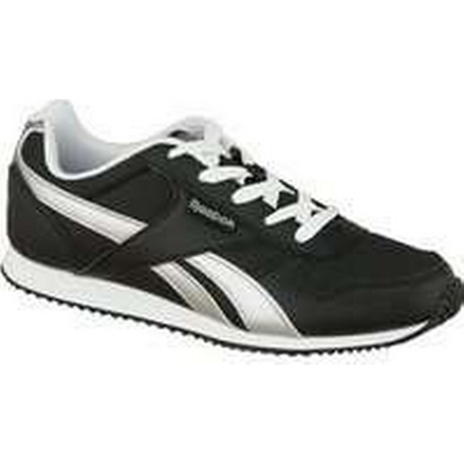 Spartoo.co.uk Reebok Sport ROYAL CL JOGGER Black men's Shoes (Trainers) in Black JOGGER fb9e48