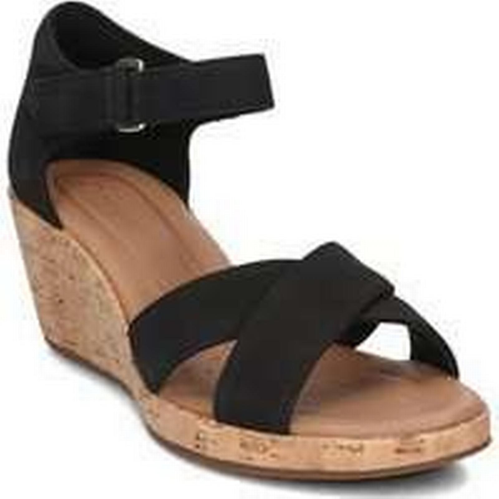 Spartoo.co.uk 26133659 Clarks 26133659 Spartoo.co.uk women's Sandals in Black 3aa734