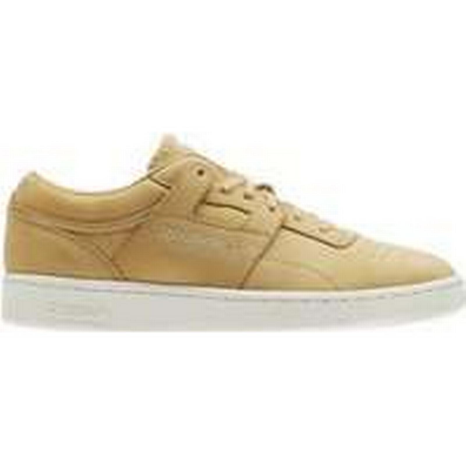 Spartoo.co.uk Reebok SE Sport Reeok Club Workout SE Reebok Beige men's Shoes (Trainers) in Brown ae0dec