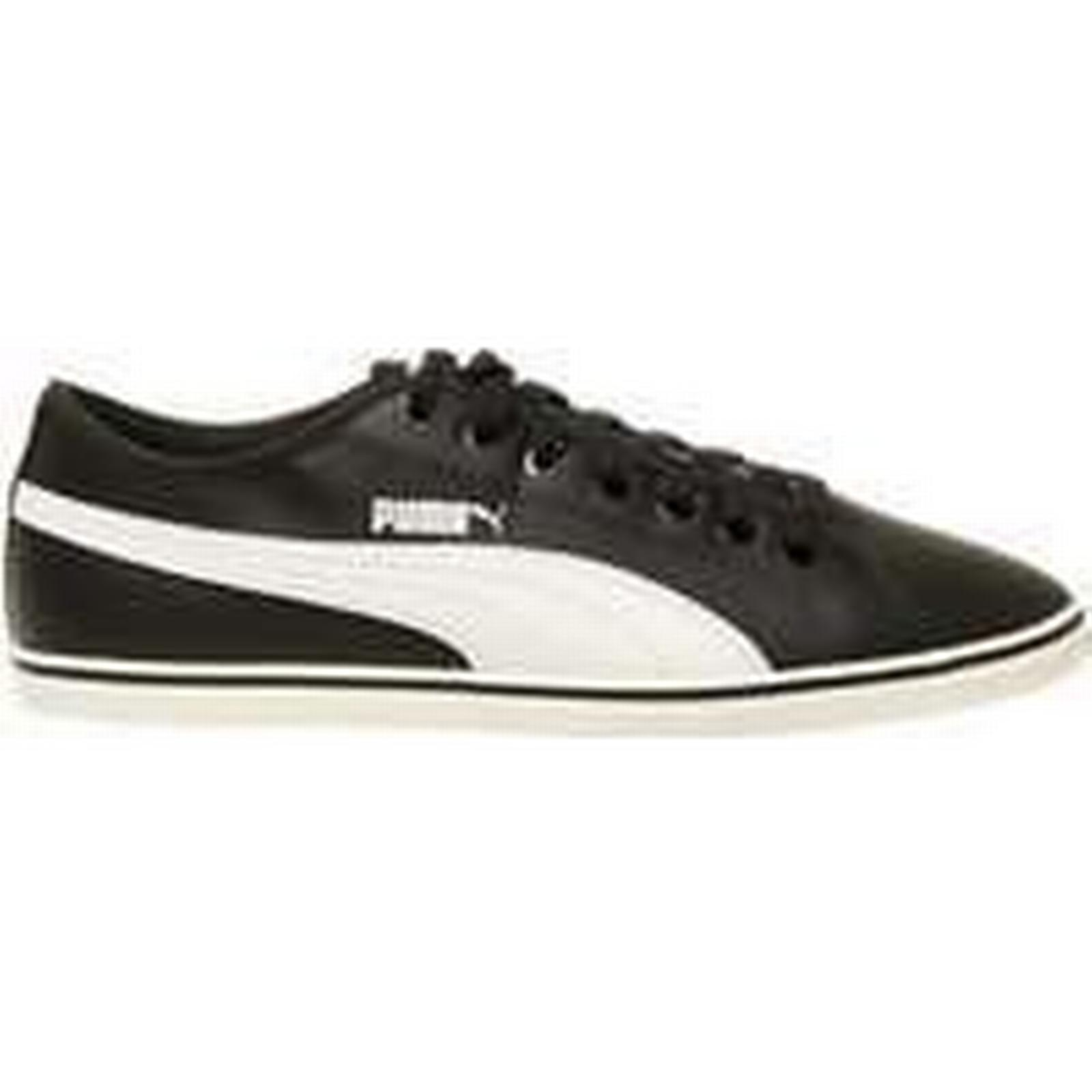 Spartoo.co.uk Puma Elsu V2 SL White men's Shoes (Trainers) in White SL e7cfe5