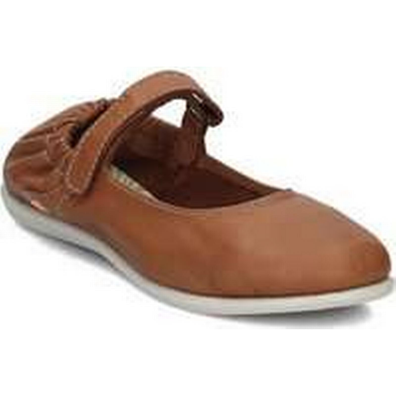 Spartoo.co.uk Softinos / Val women's Shoes (Pumps / Softinos Ballerinas) in Brown b7913d