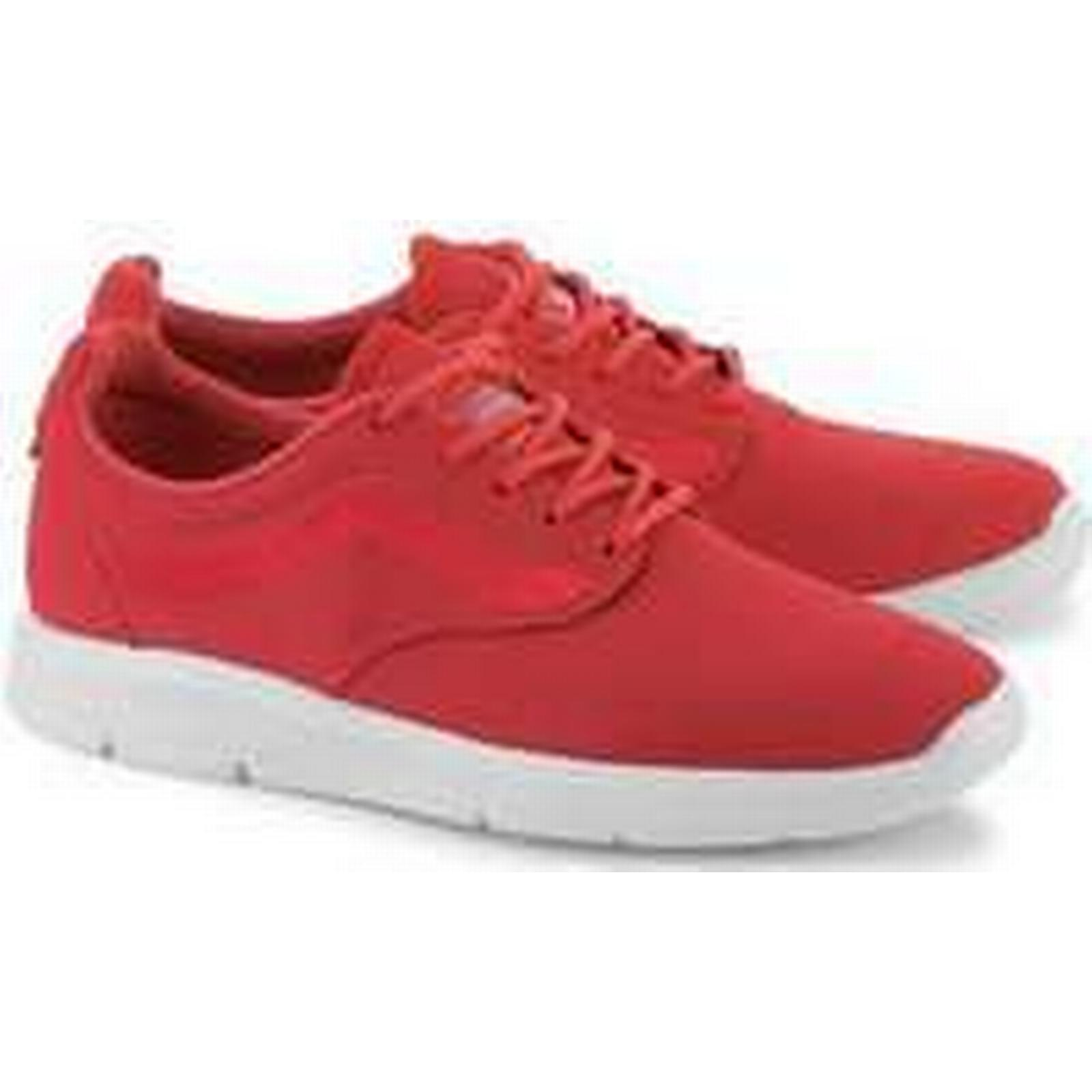 Spartoo.co.uk Shoes Vans Iso 15 women's Shoes Spartoo.co.uk (Trainers) in Red c7d3c7