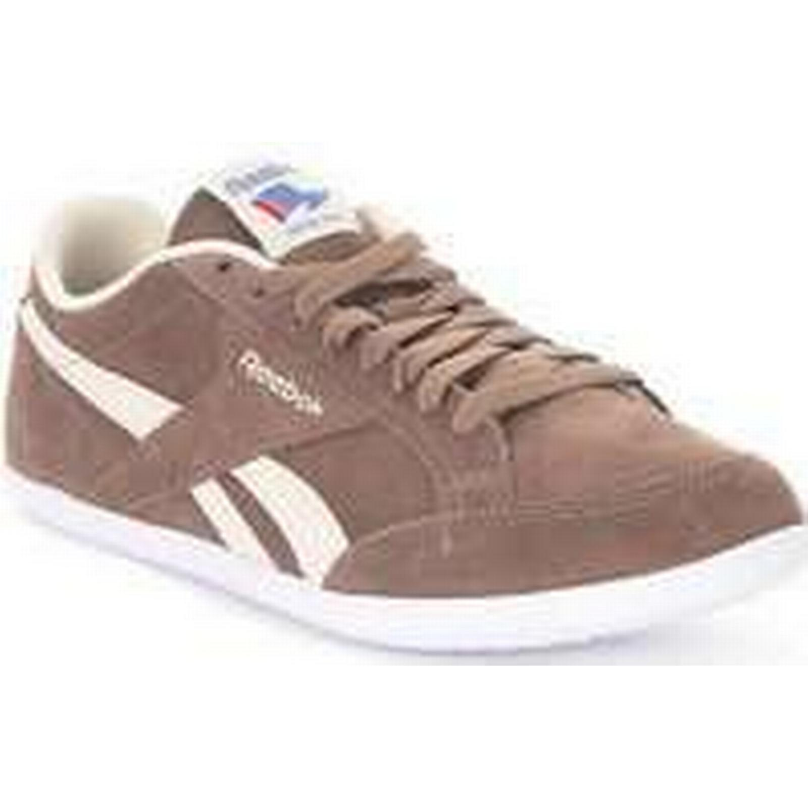 Spartoo.co.uk men's Reebok Sport Royal Transport men's Spartoo.co.uk Shoes (Trainers) in Brown c53908