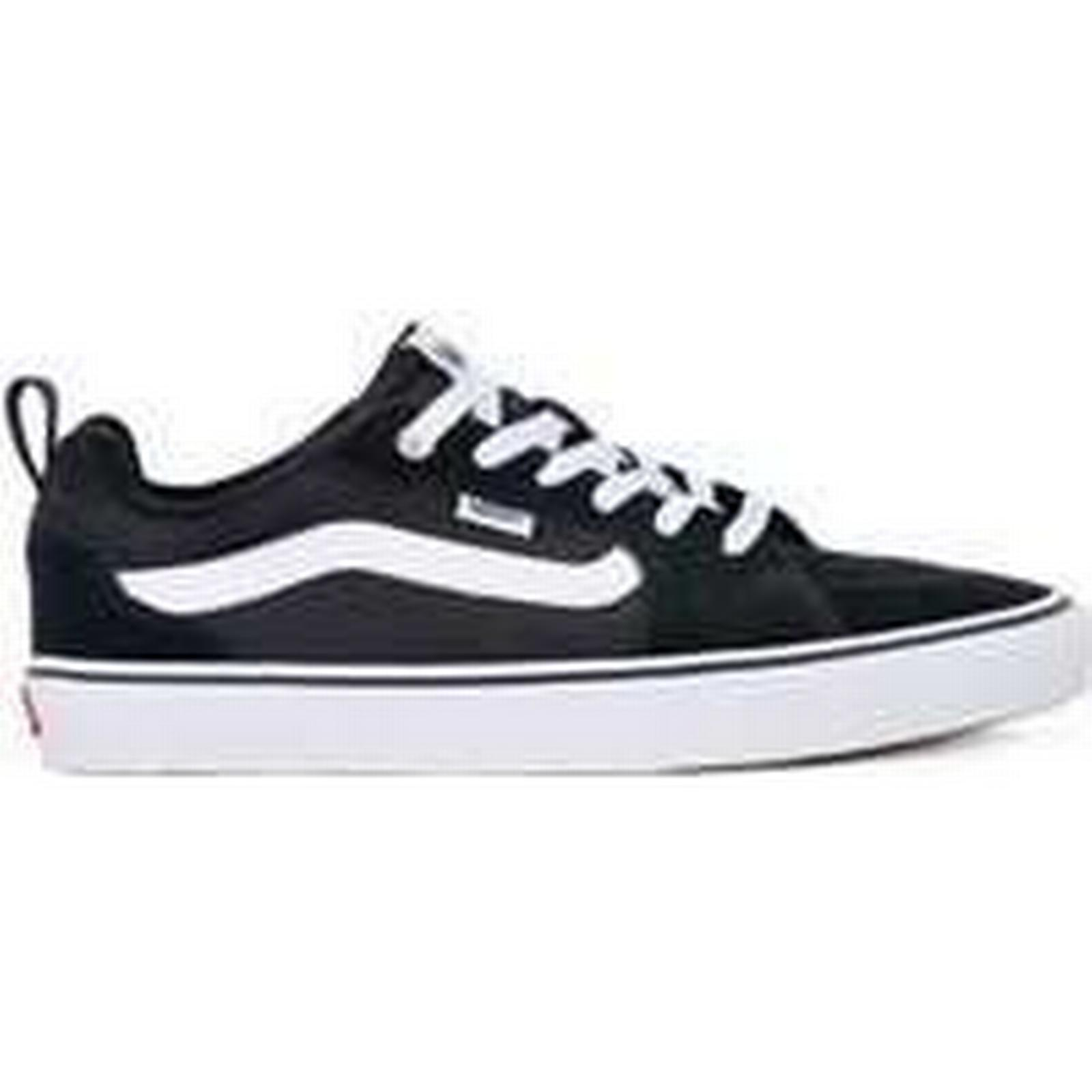 Spartoo.co.uk Vans Filmore Iju men's Black Shoes (Trainers) in Black men's 5c8599