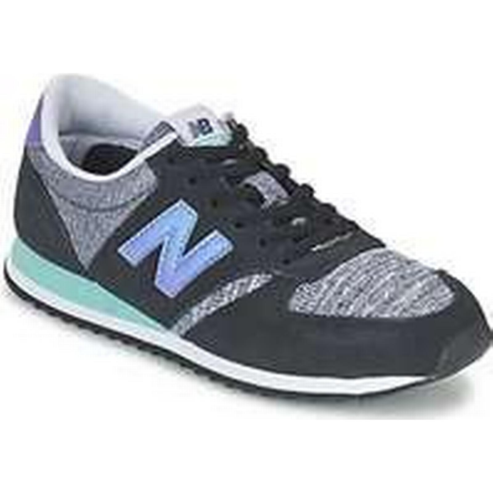 Spartoo.co.uk Shoes New Balance WL420 women's Shoes Spartoo.co.uk (Trainers) in Black ee544a