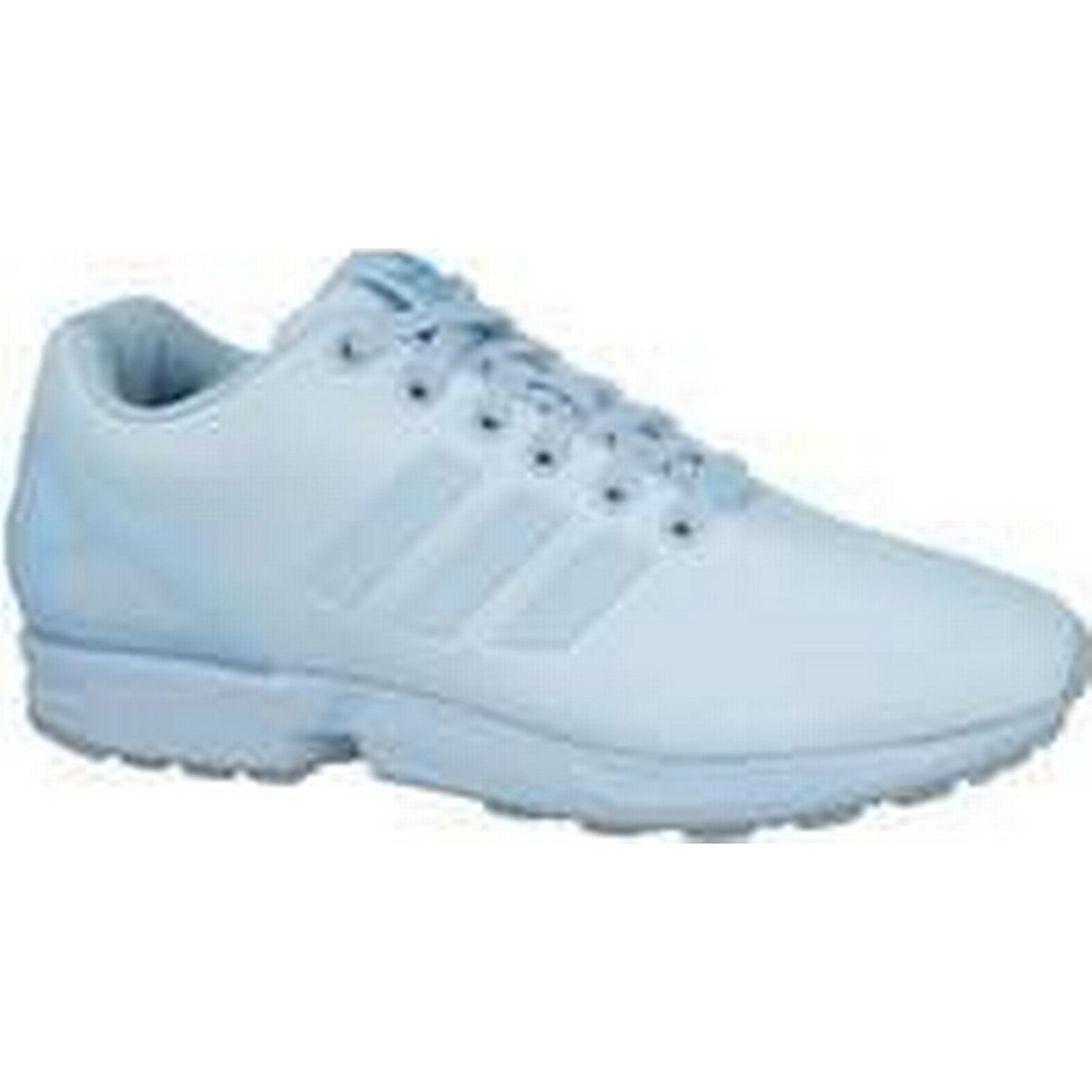 Spartoo.co.uk Shoes adidas ZX Flux men's Shoes Spartoo.co.uk (Trainers) in Blue 381810