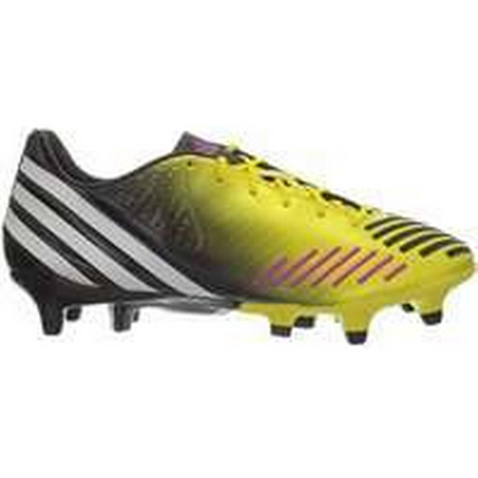 Spartoo.co.uk adidas Predator LZ Xtrx SG Yellow men's Football Boots in Yellow SG 82617f