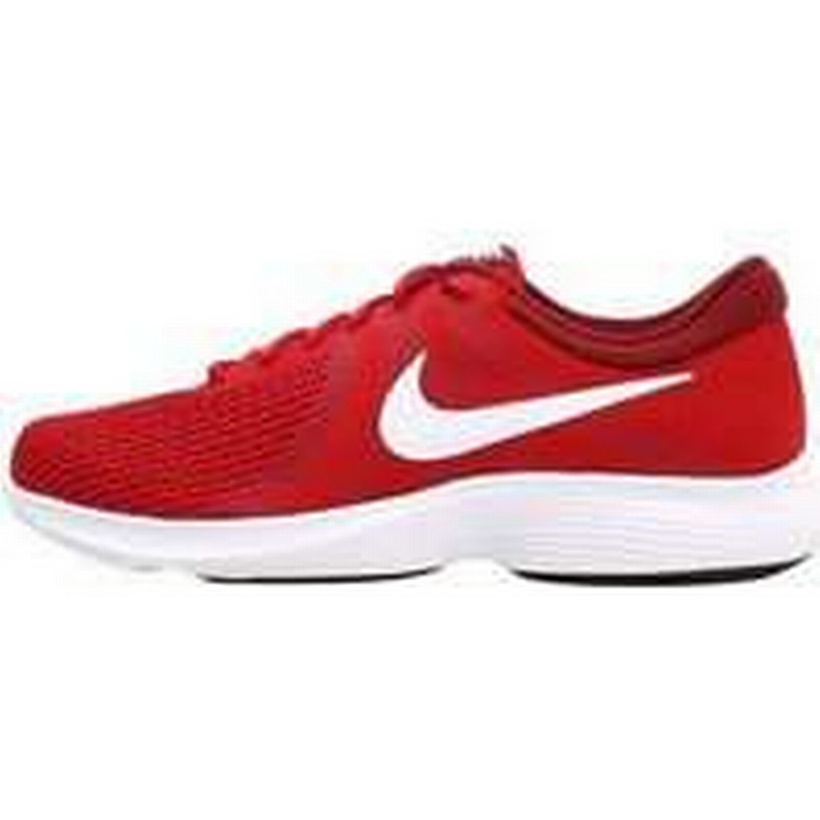 Spartoo.co.uk men's Nike Revolution 4 men's Spartoo.co.uk Shoes (Trainers) in Red 592679