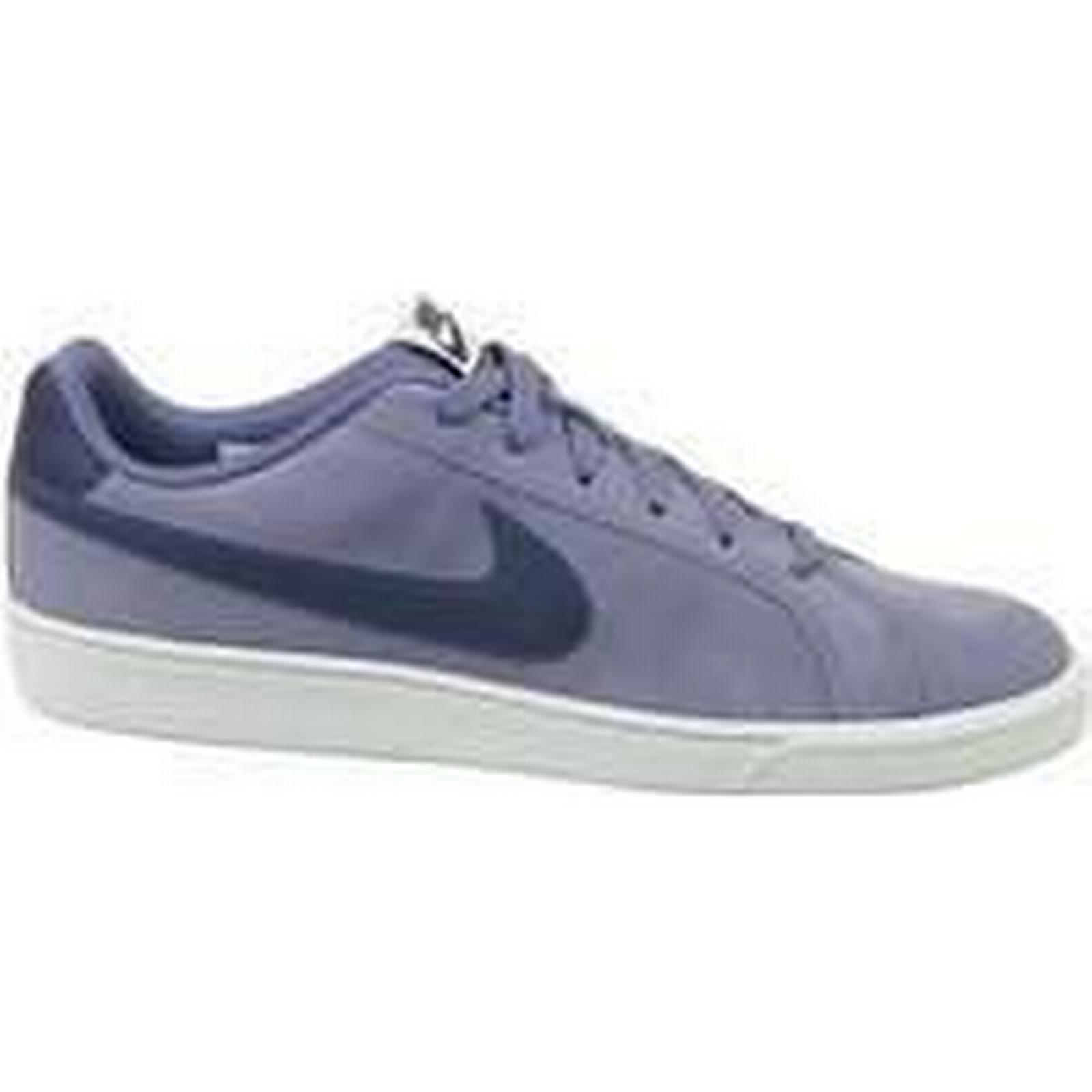 Spartoo.co.uk Nike Court (Trainers) Royale Suede men's Shoes (Trainers) Court in multicolour b7c726