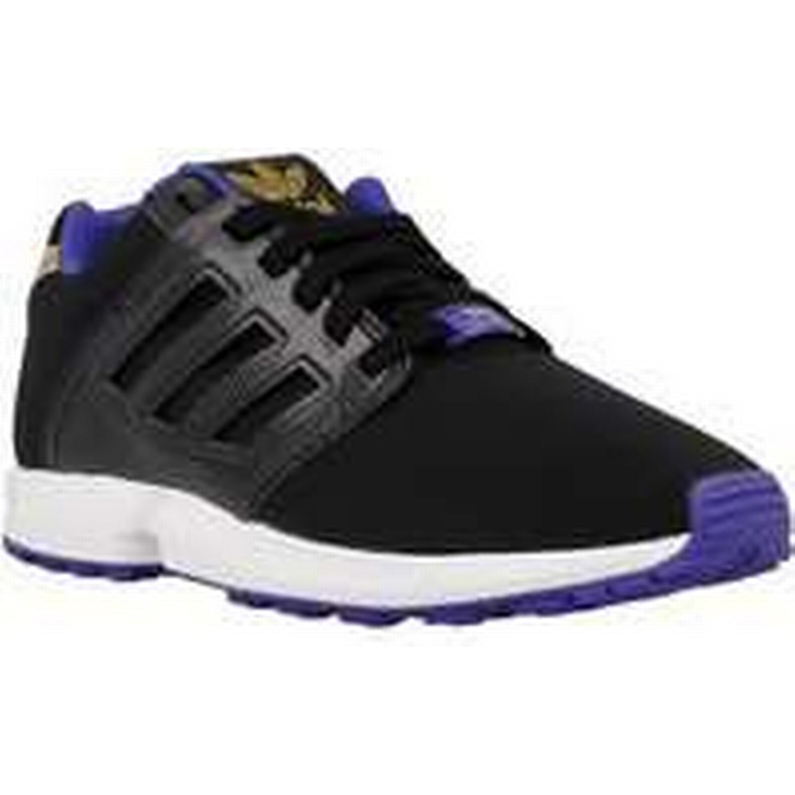 Spartoo.co.uk adidas Shoes ZX Flux 20 W women's Shoes adidas (Trainers) in White 10026f