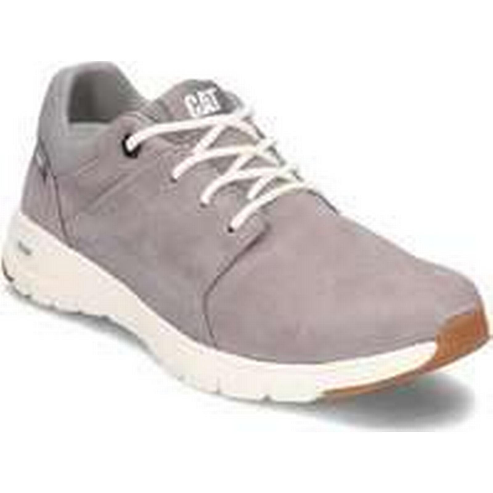 Spartoo.co.uk Caterpillar Shoes P722308 men's Shoes Caterpillar (Trainers) in Grey b31778