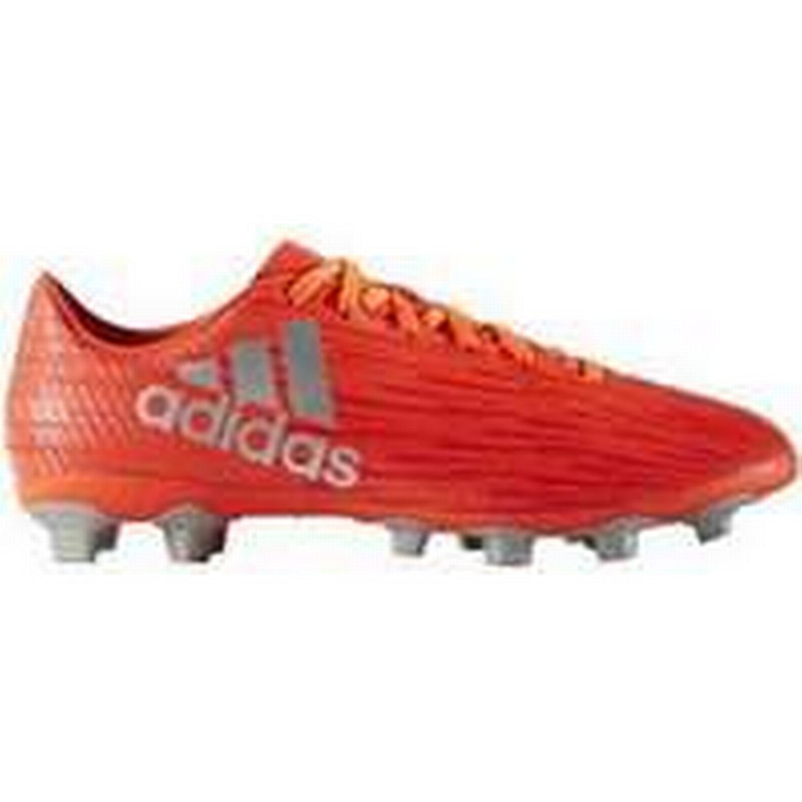 Spartoo.co.uk men's adidas Solredsilvmthirere X 16 men's Spartoo.co.uk Football Boots in Red e611d2