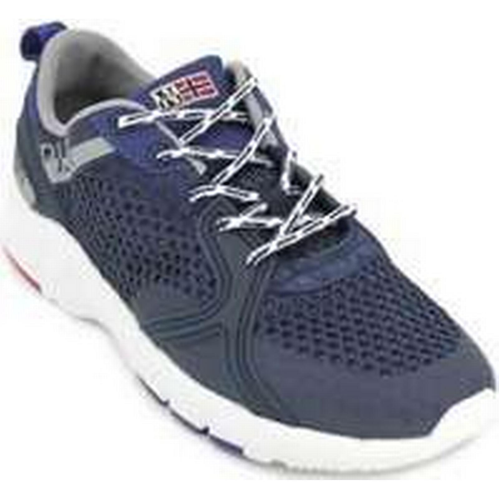 Spartoo.co.uk Sneakers Napapijri Optima 16833616 Men's Sneakers Spartoo.co.uk men's Shoes (Trainers) in Blue 95369c