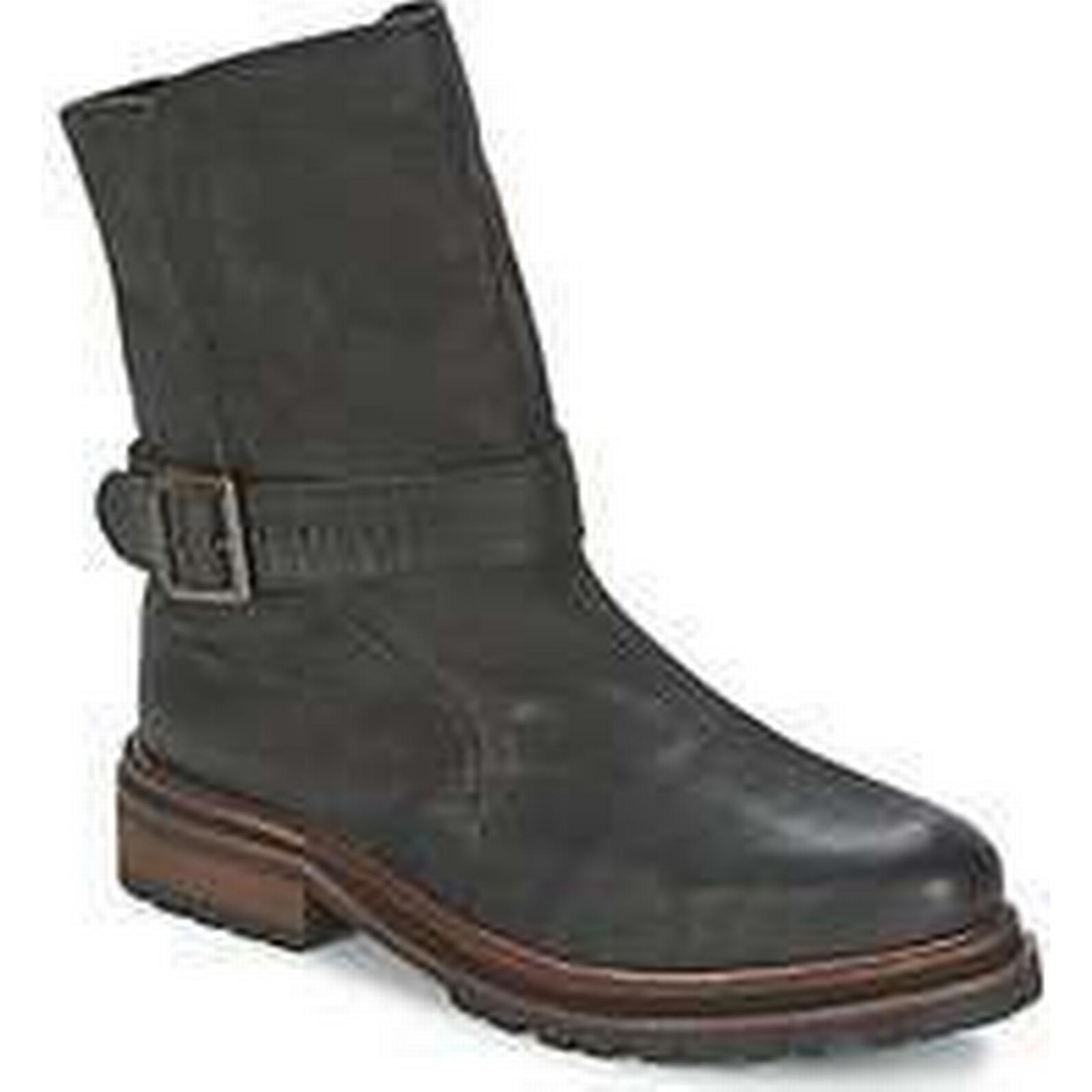 Spartoo.co.uk Hudson TATHAM women's in Low Ankle Boots in women's Black 2ada79