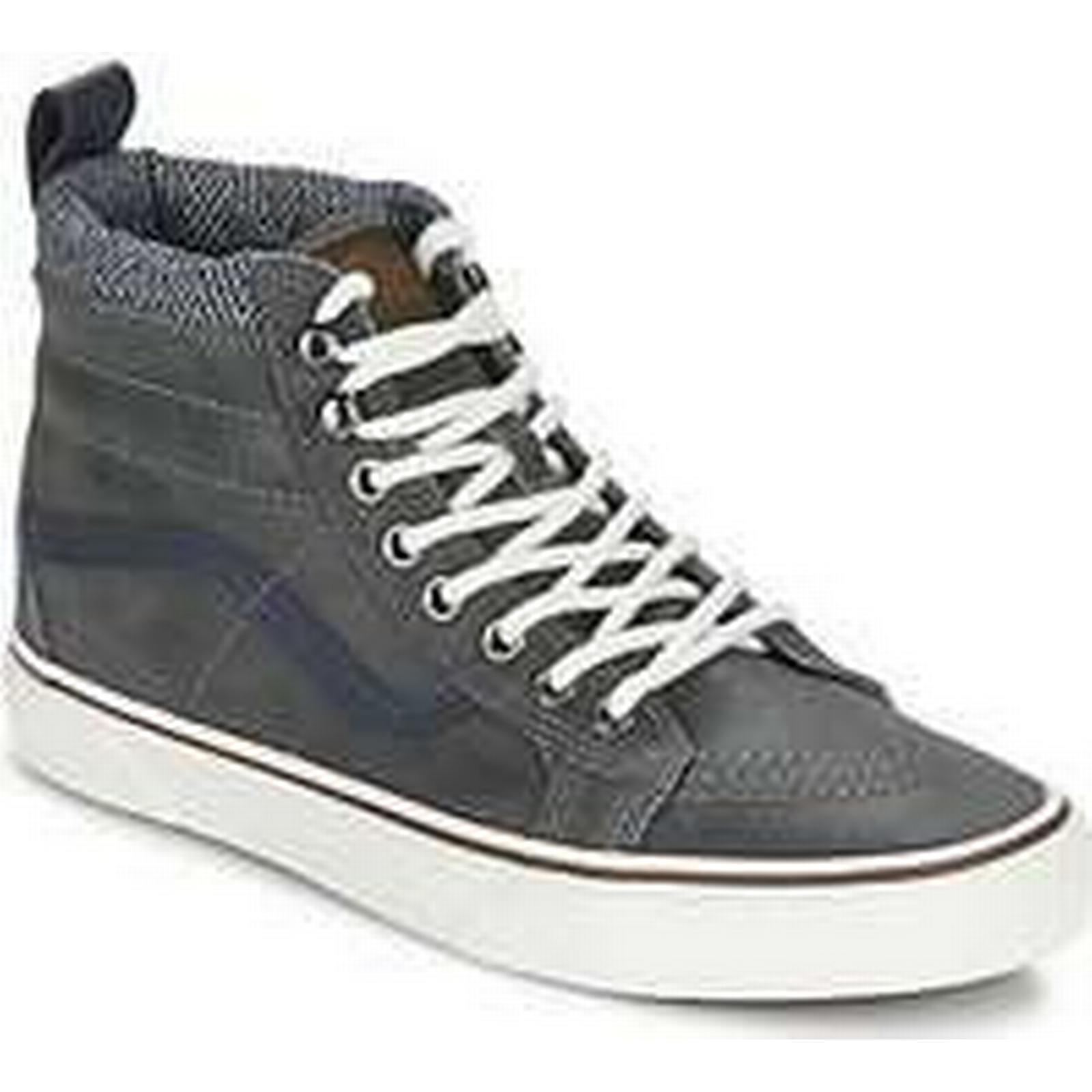 Spartoo.co.uk Vans SK8-Hi MTE in men's Shoes (High-top Trainers) in MTE Grey b4b1da
