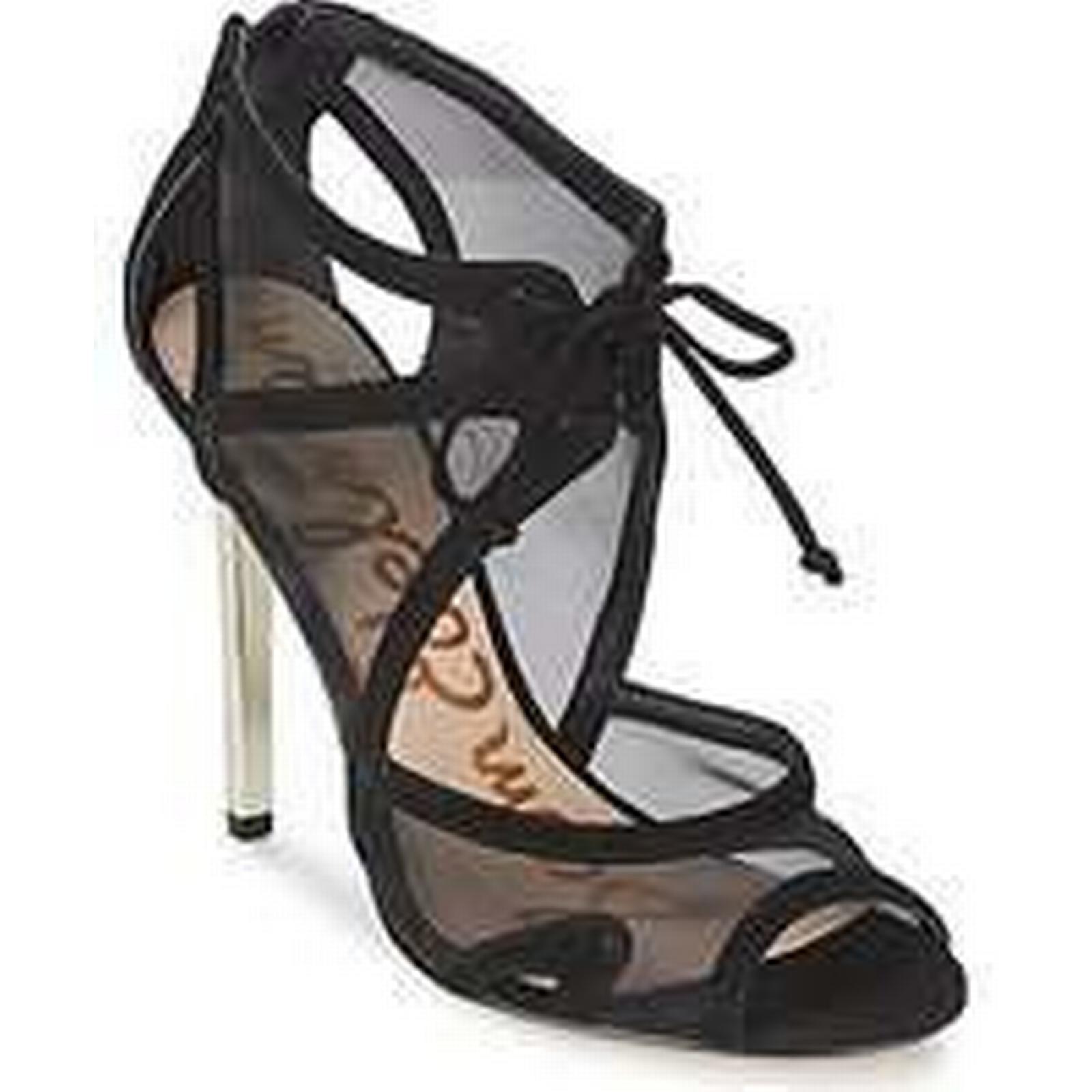 Spartoo.co.uk Sam Edelman POMPEI women's Black Court Shoes in Black women's ad7fb9