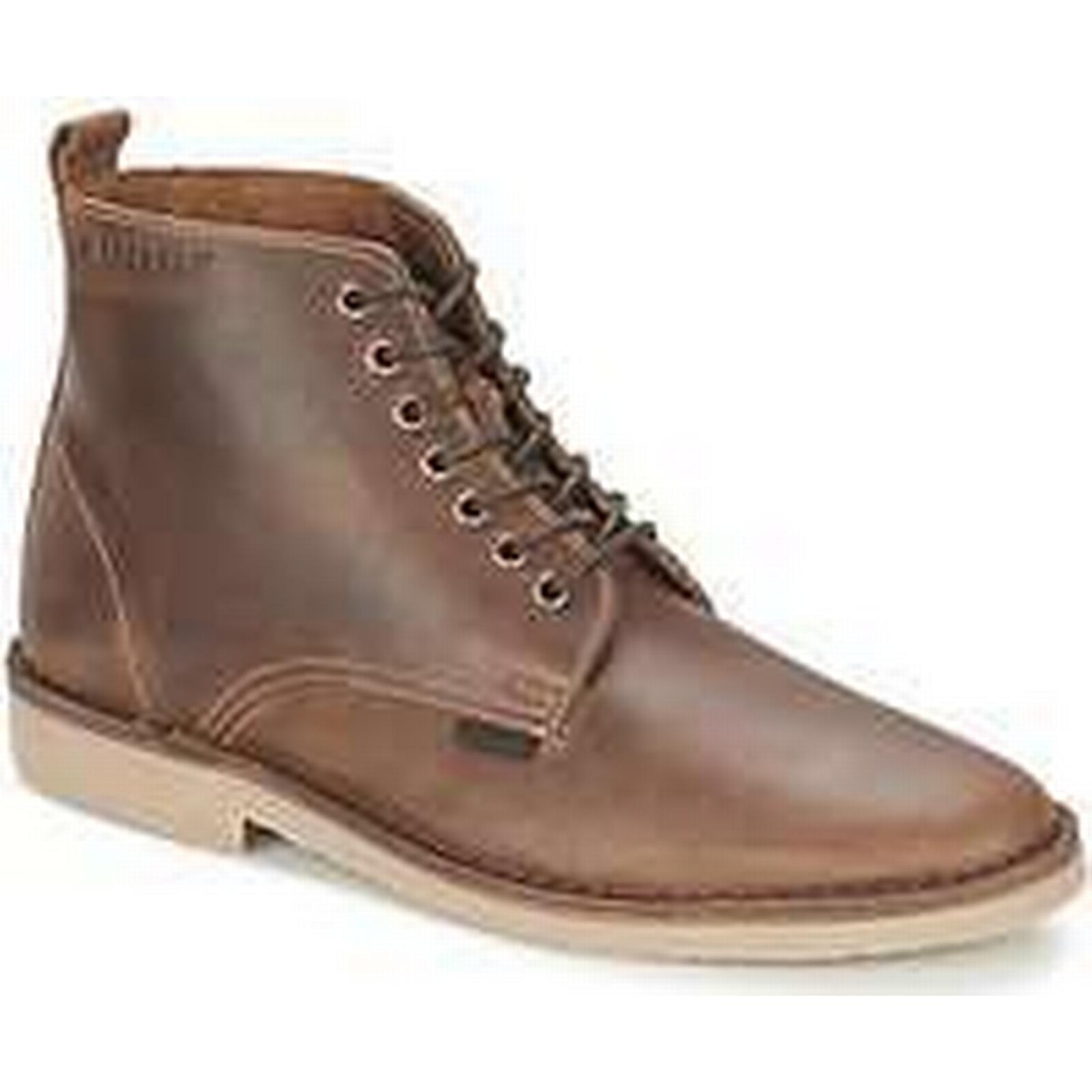 Spartoo.co.uk Ben Sherman OLEG 7 Boots EYELET BOOT men's Mid Boots 7 in Brown 349ed7