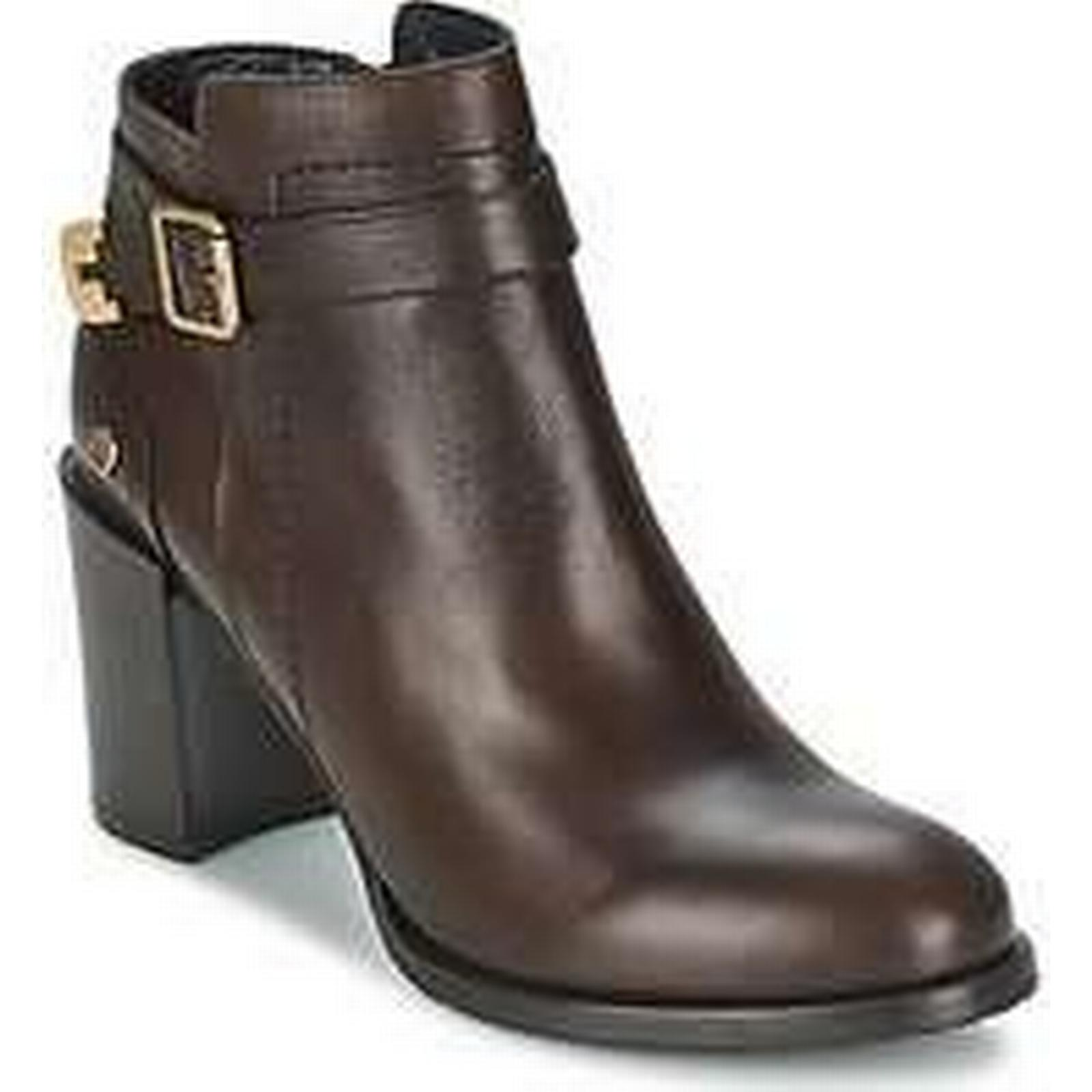 Spartoo.co.uk Tommy Hilfiger PENELOPE in 3A women's Low Ankle Boots in PENELOPE Brown 9472d5