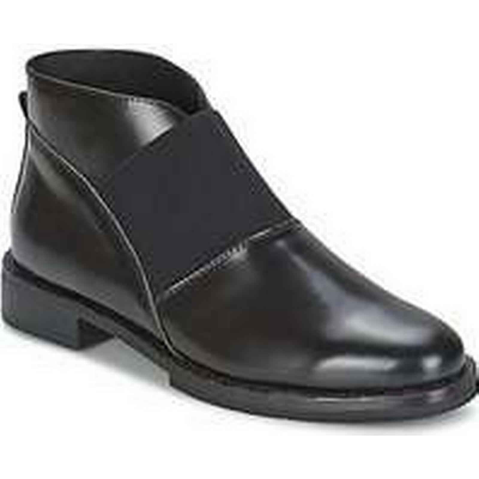 Spartoo.co.uk Low F-Troupe Chelsea Boot women's Low Spartoo.co.uk Ankle Boots in Black 20ab2f