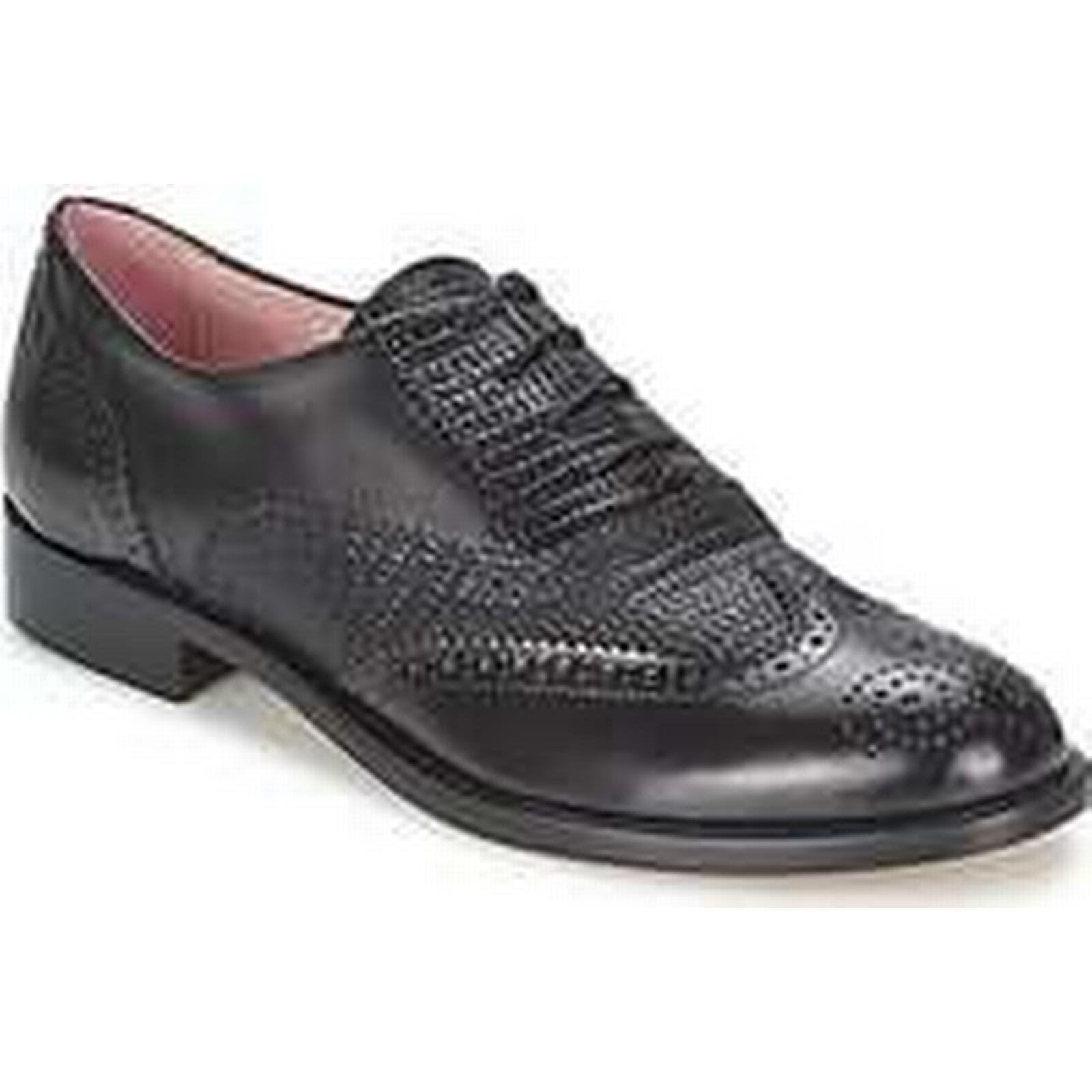 Spartoo.co.uk Elia B Shoes SPECTATOR women's Smart / Formal Shoes B in Black 8c05b6