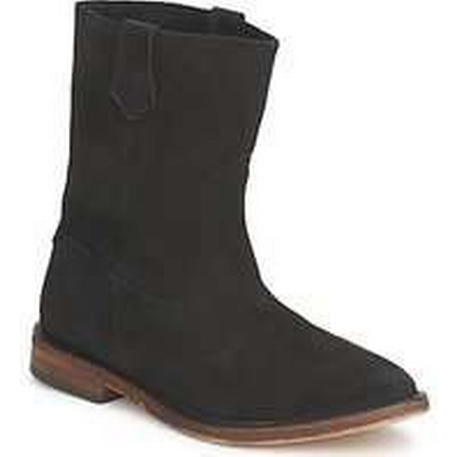 Spartoo.co.uk Hudson Mid HANWELL women's Mid Hudson Boots in Black 348cf1