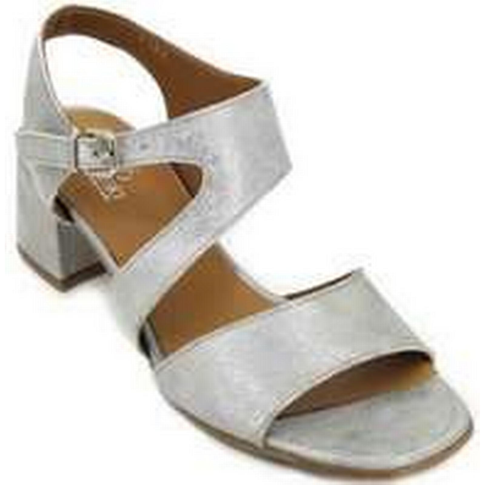 Spartoo.co.uk Sandals Luis Gonzalo 4184M Women's Sandals Spartoo.co.uk women's Sandals in Silver c675ba