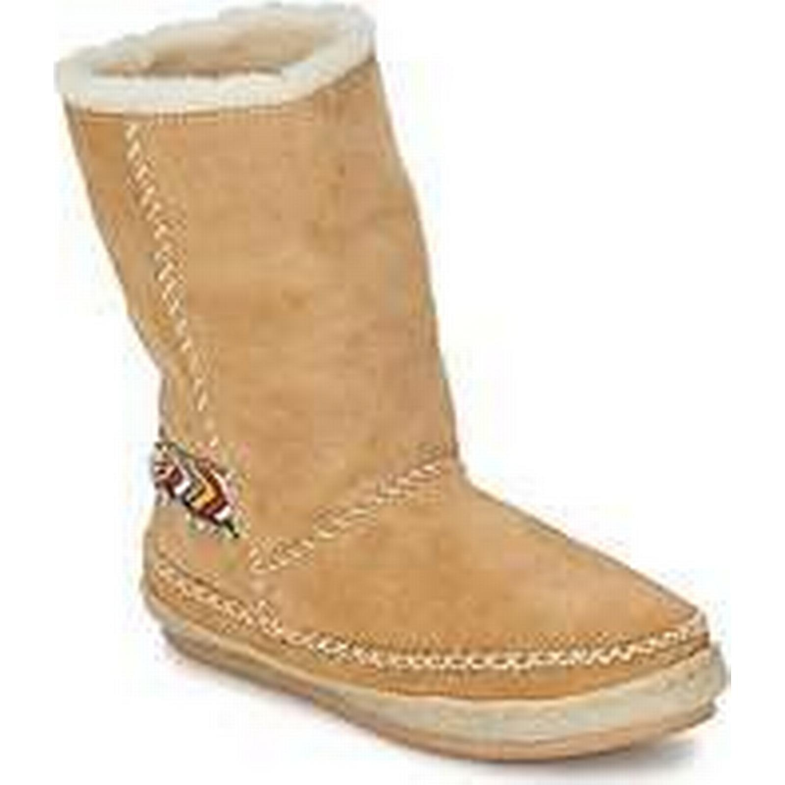 Spartoo.co.uk Mid Laidback London NAIRA women's Mid Spartoo.co.uk Boots in Beige 53f15f