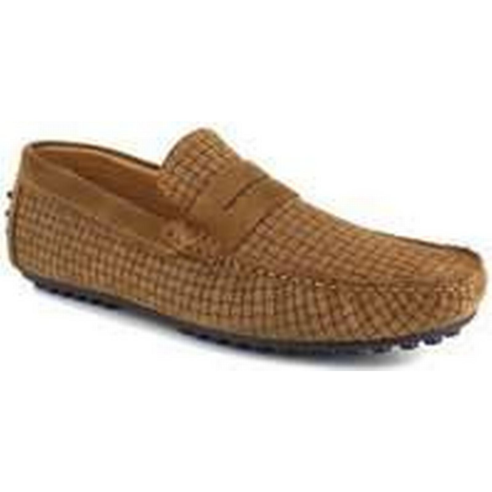 spartoo.co.uk j.bradford mocassin cognac cuir jb-sinagot hommes & # mocassins  ; s des mocassins # / chaussures tout aller à Marron  59acb8